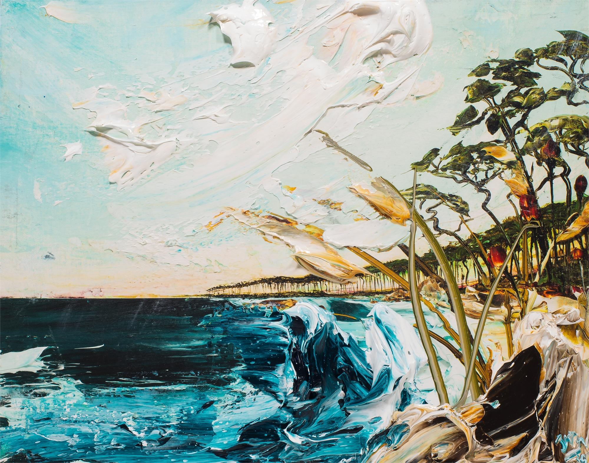 SEASCAPE HPAE 15/50 by Justin Gaffrey