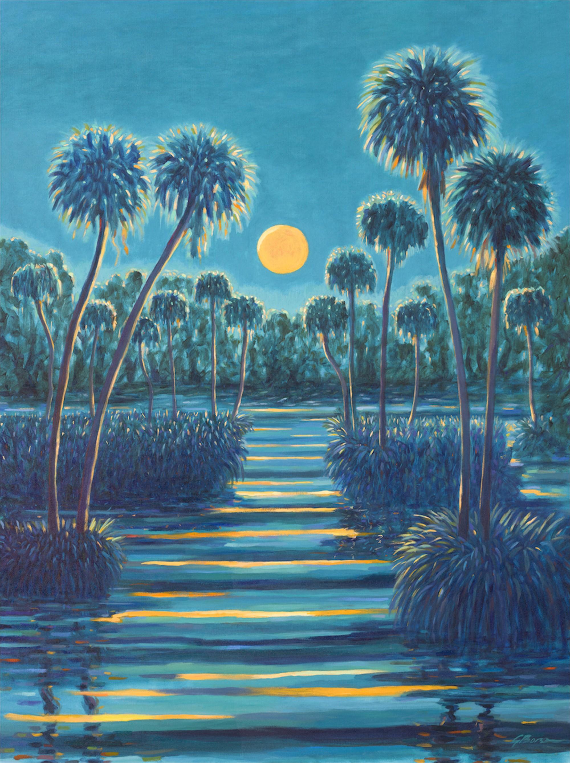 Moonlight Romance by Gary Borse