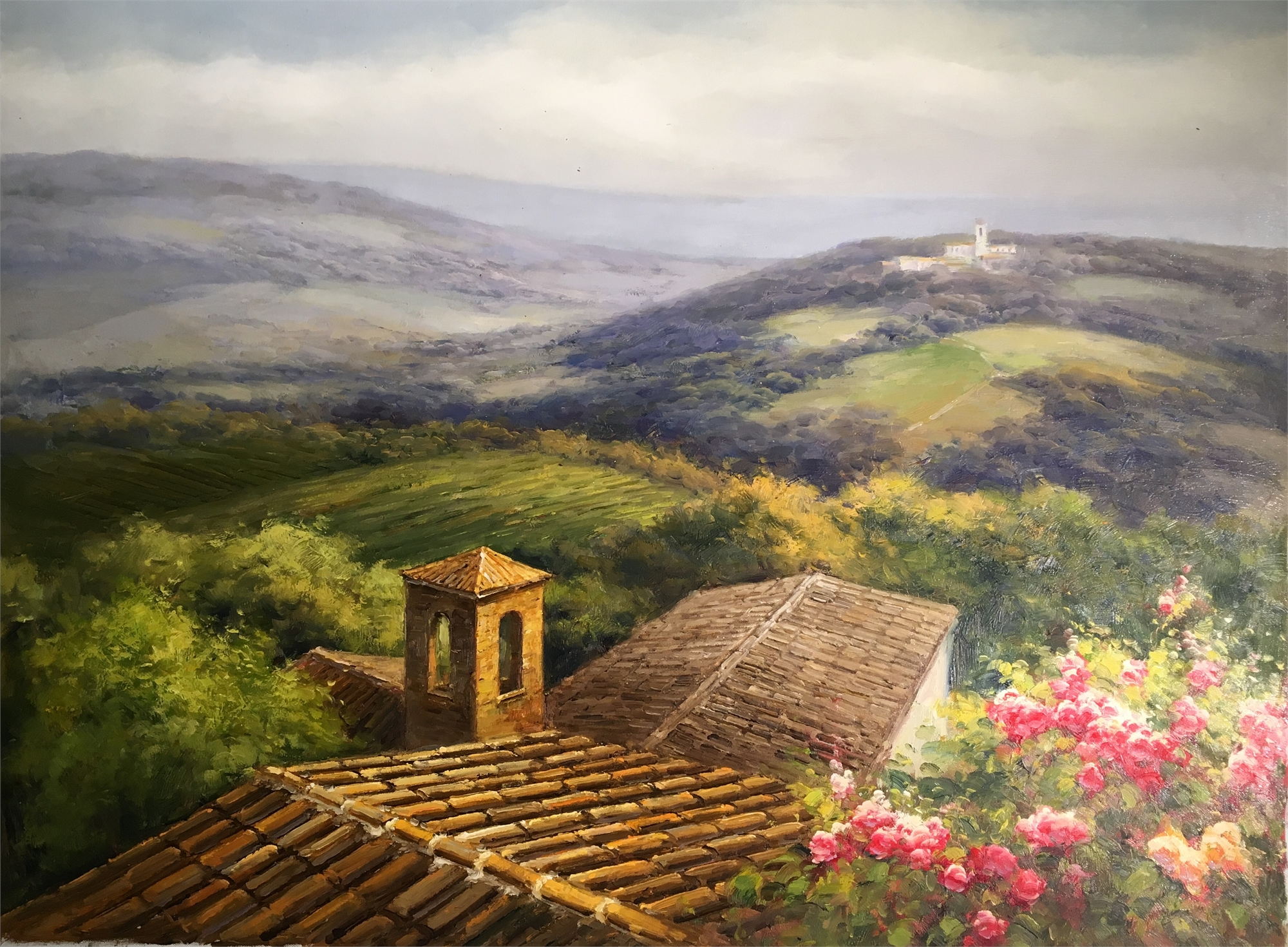 SPECTACULAR VISTA by VARIOUS WORKS