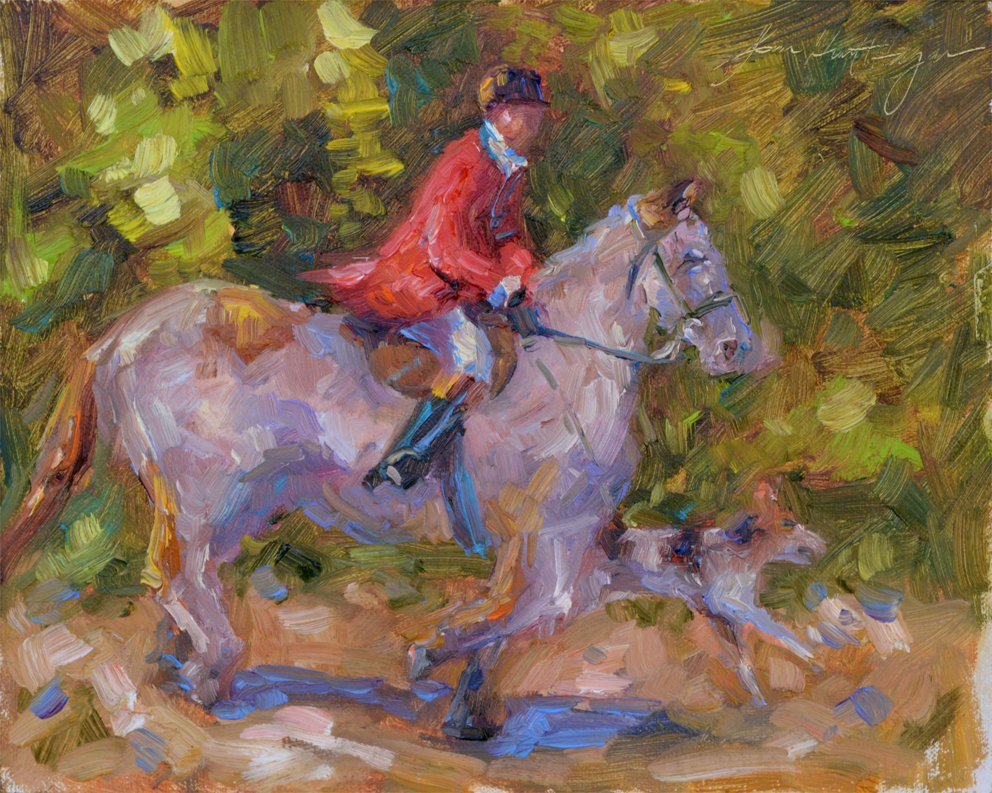 Hunt by Karen Hewitt Hagan