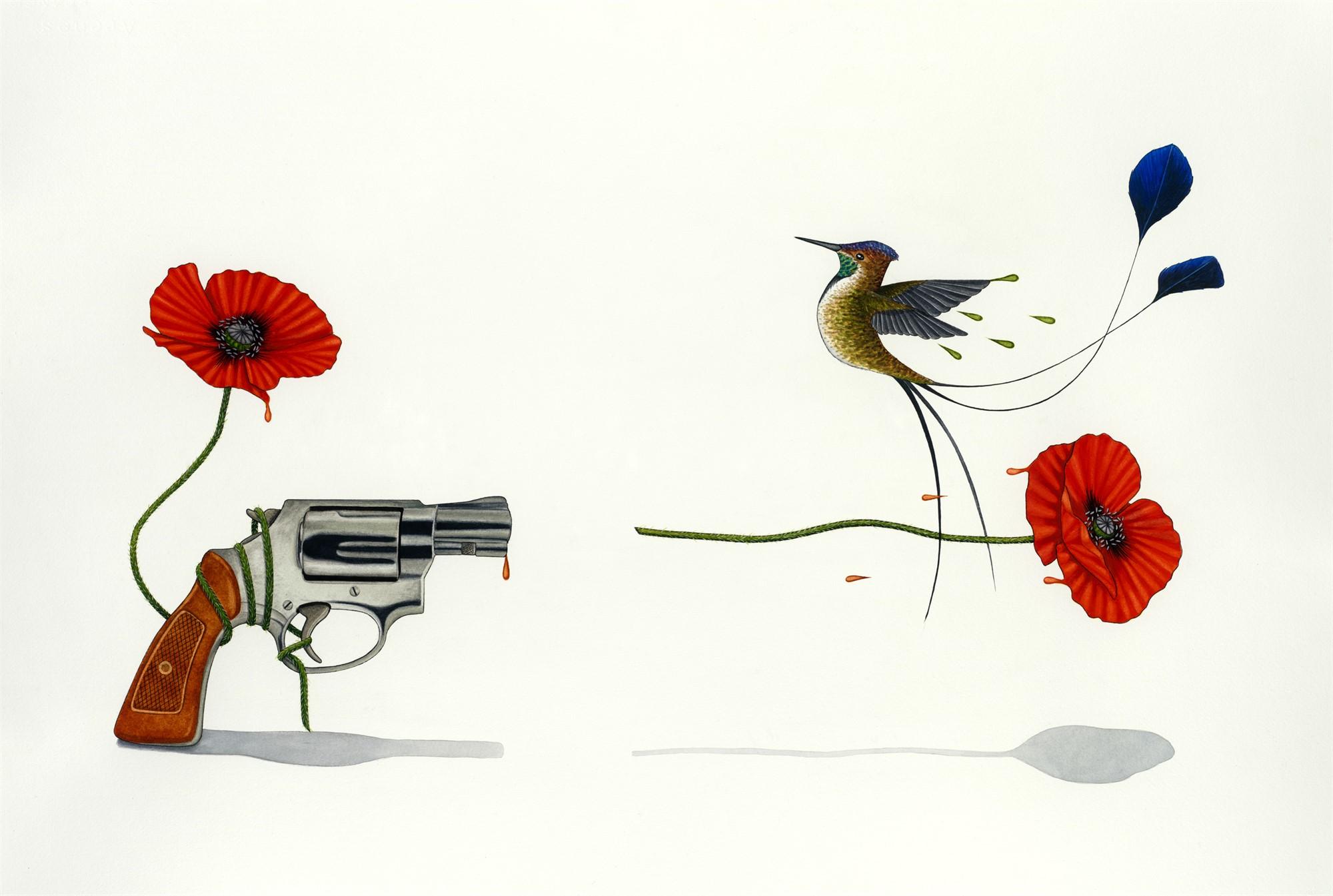 Bulletproof by Daniel Angeles
