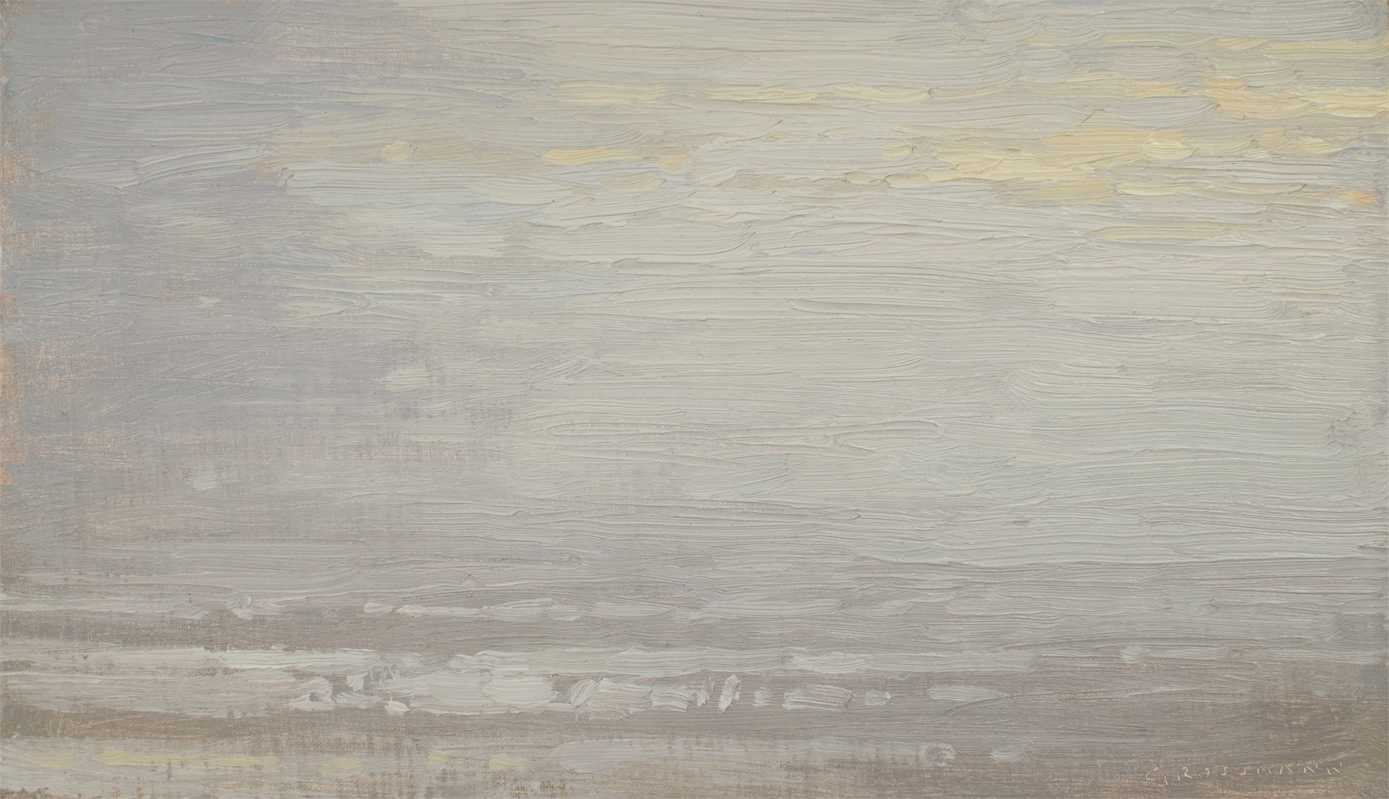 Early Morning Winter View by David Grossmann