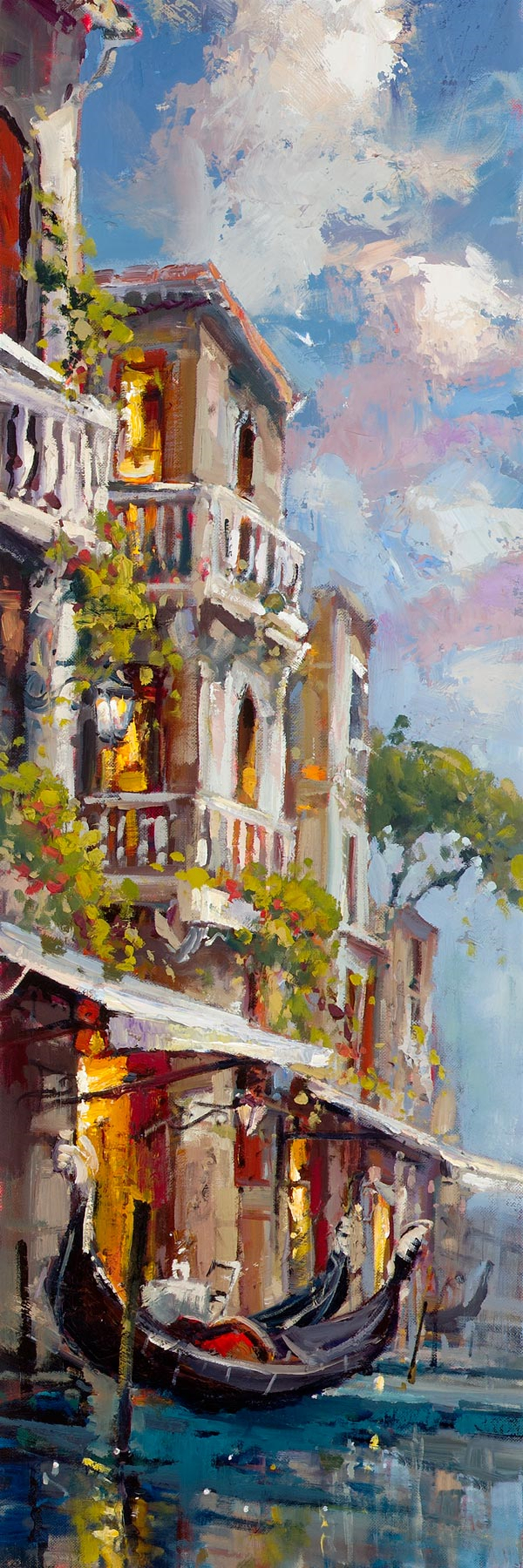 A Day in Venezia by Steven Quartly