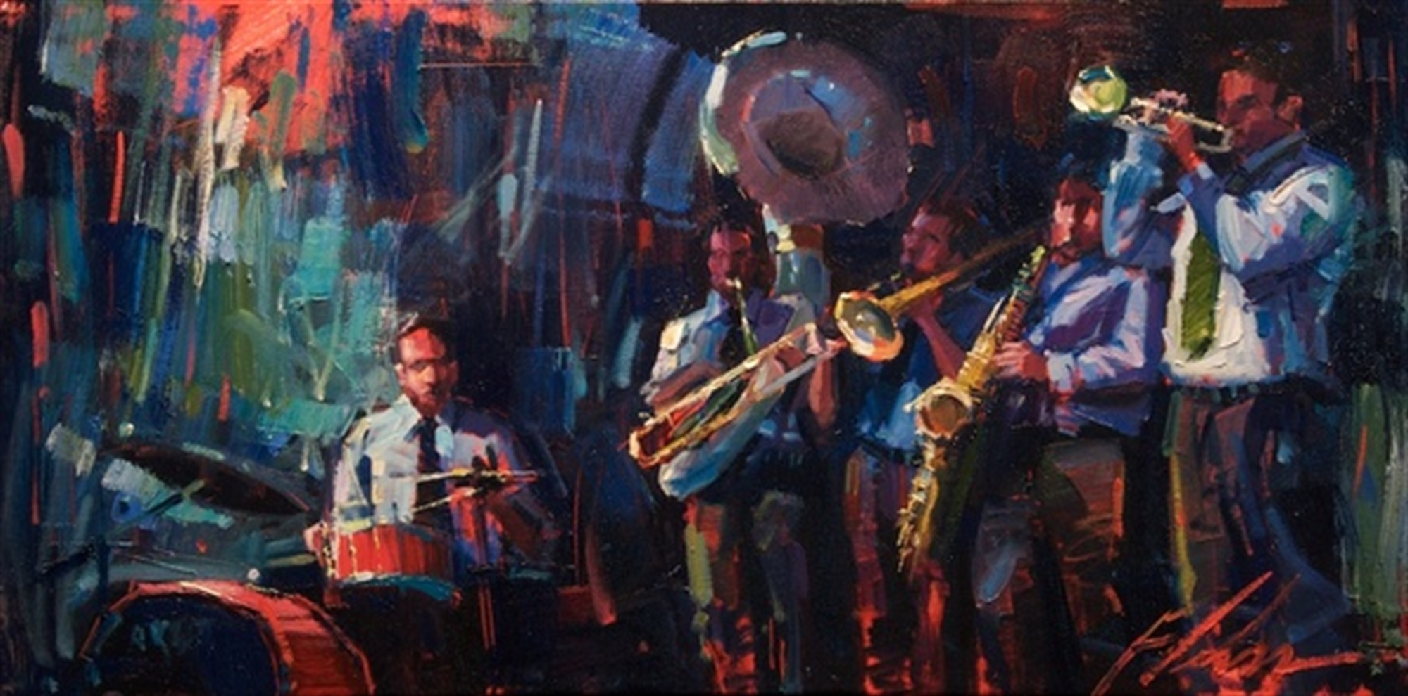 Blue Note - Low Availability by Michael Flohr