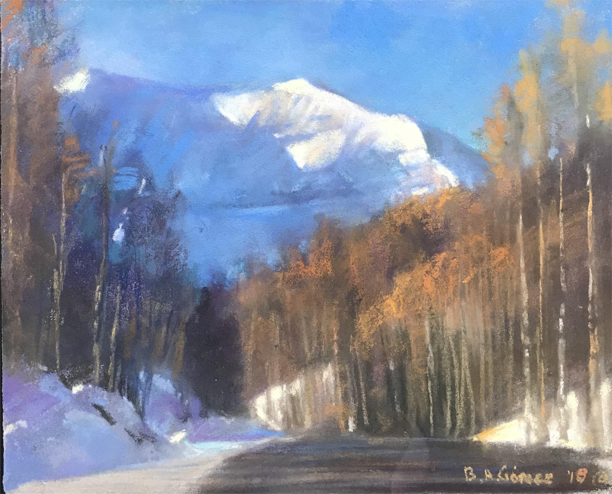 Sheep Mountain by Bruce A Gómez