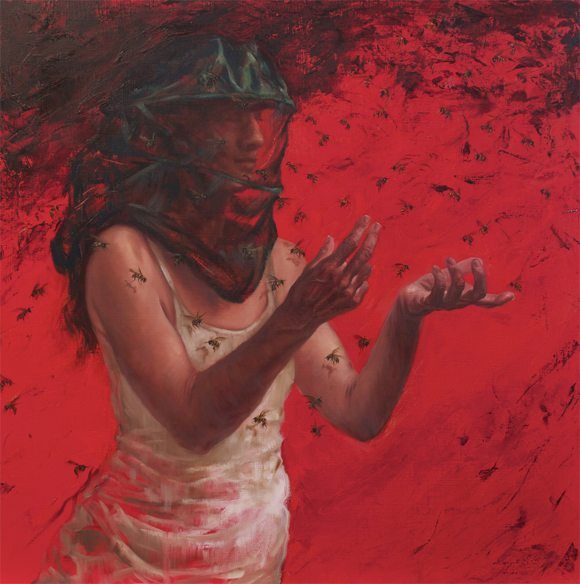 Serenity Prayer by Judy Takacs