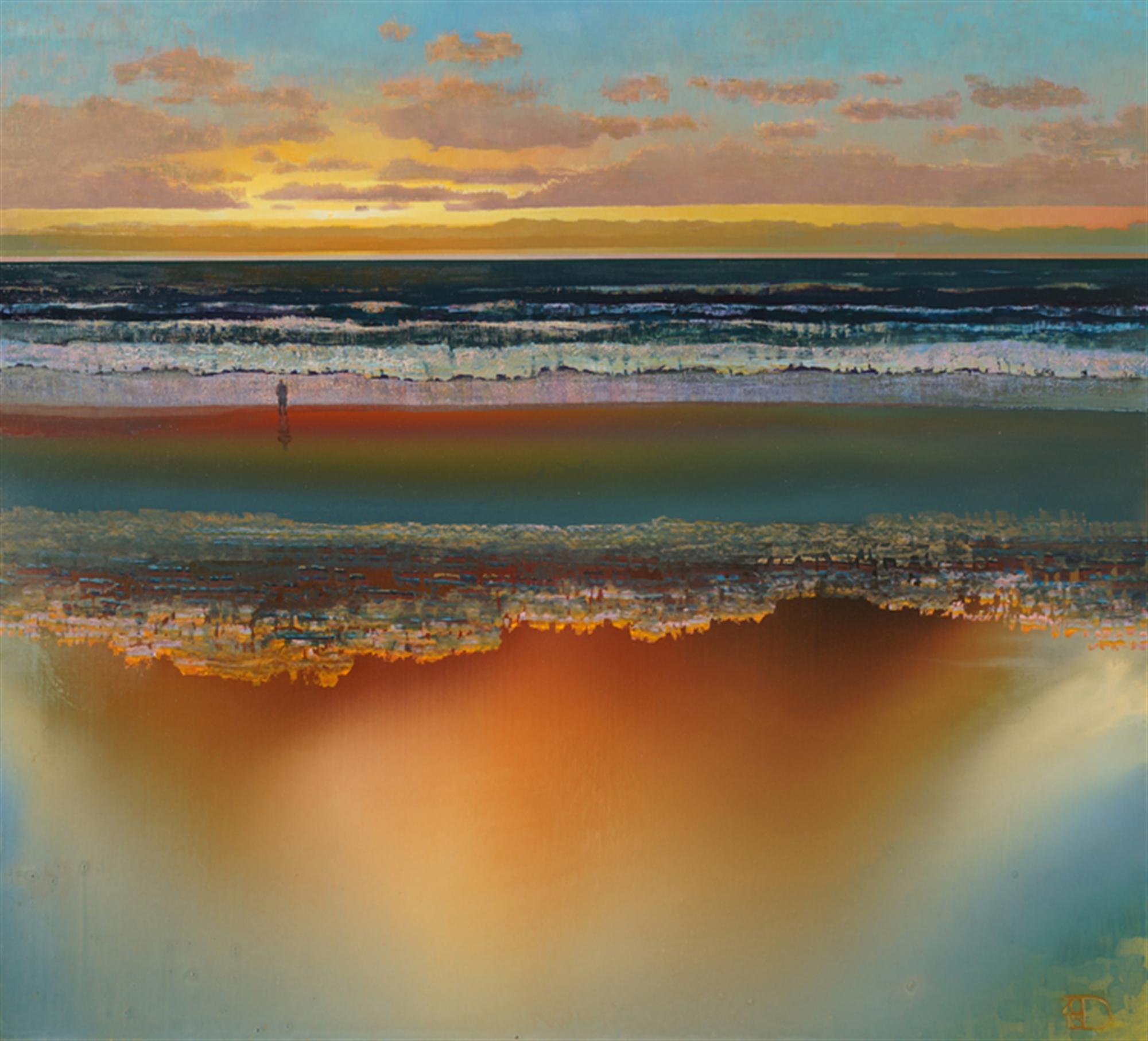 Sunset Memories by Ton Dubbeldam