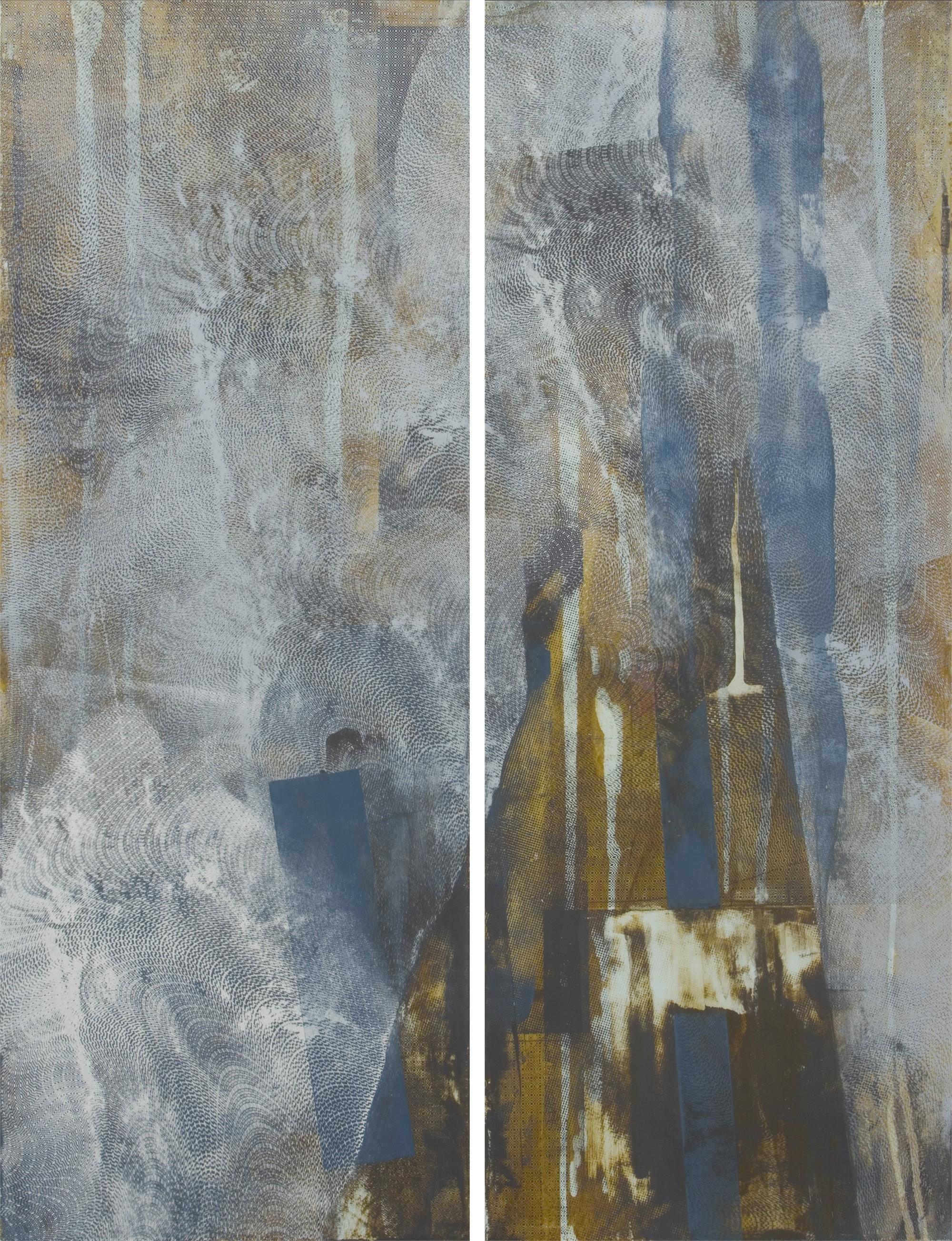 Entangled 3 by Dorothea Van Camp