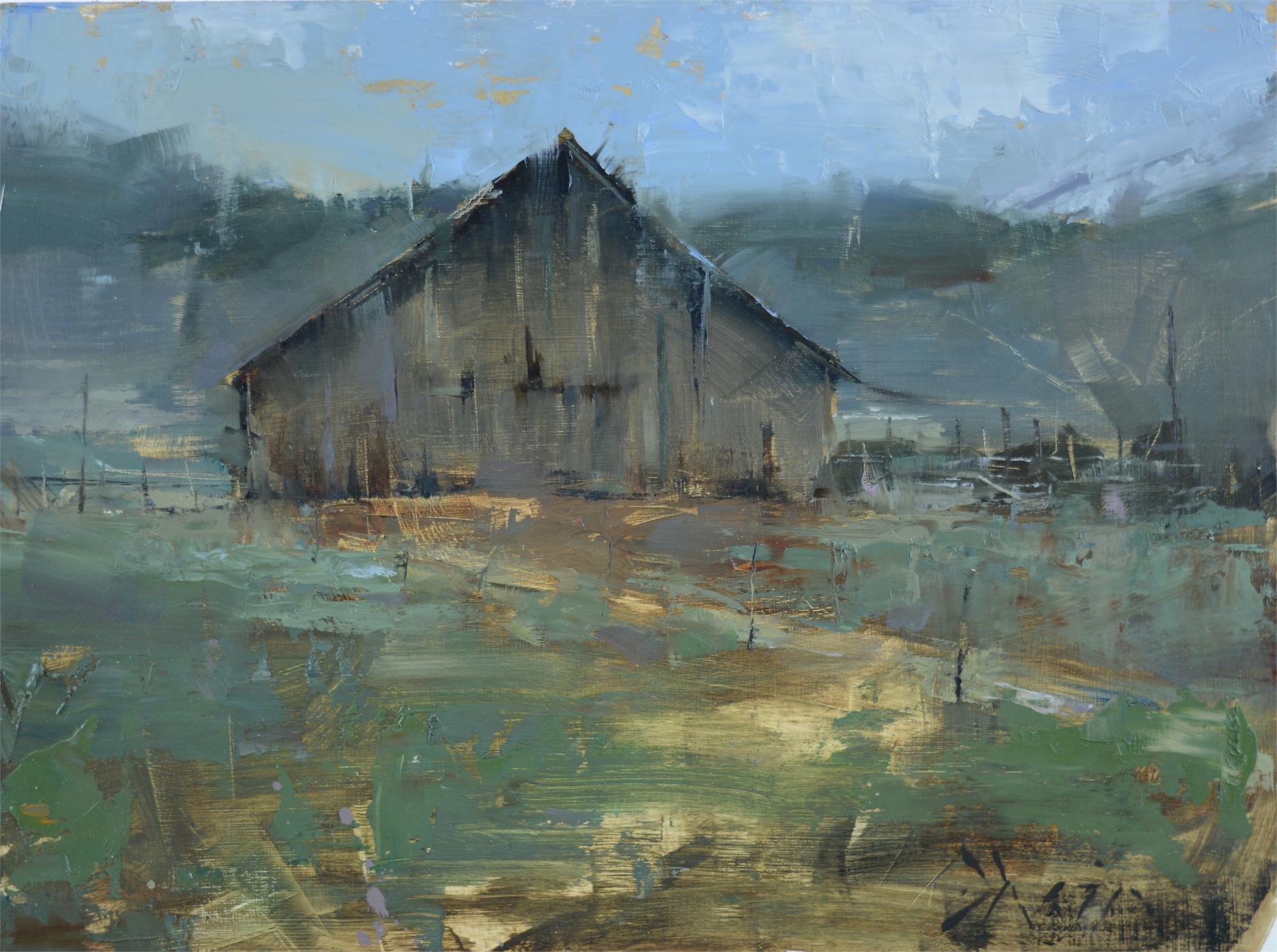 Rustic Barn in Reno by Jacob Dhein