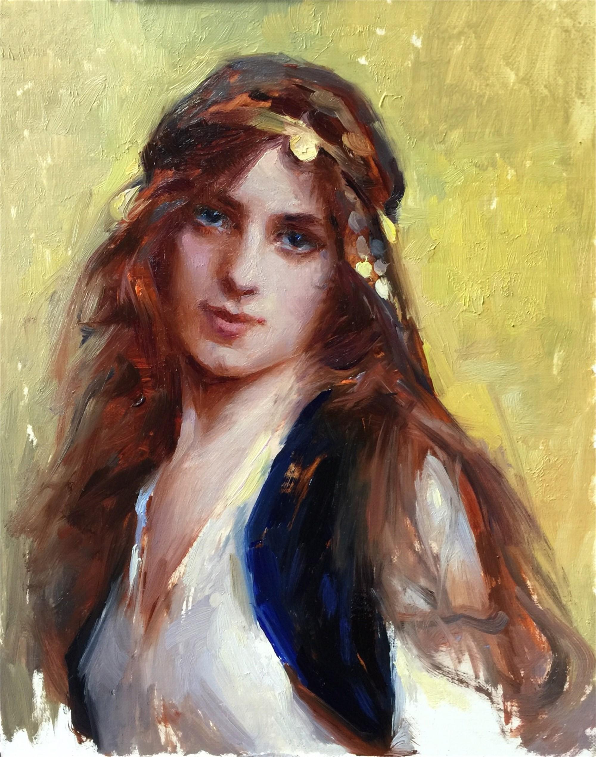 Gypsy in Velvet by Suchitra Bhosle