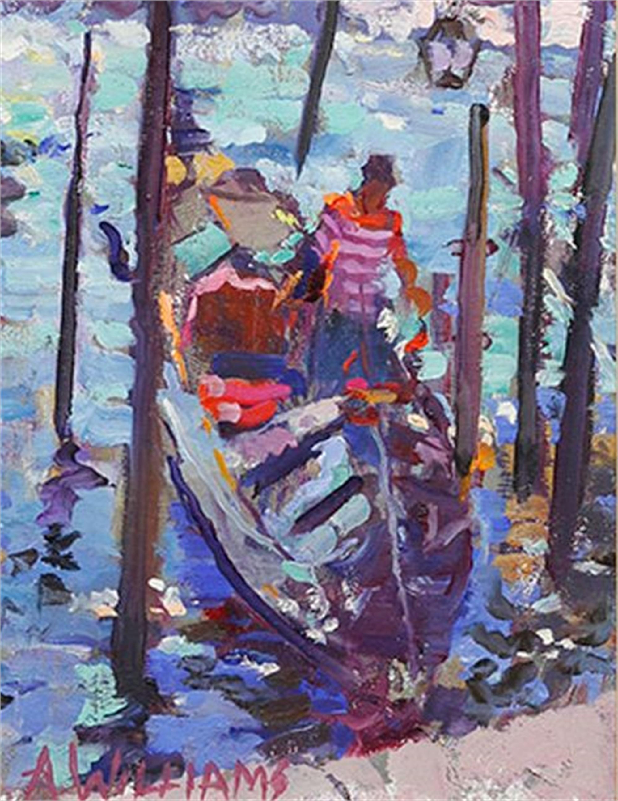 Gondelier by Alice Williams