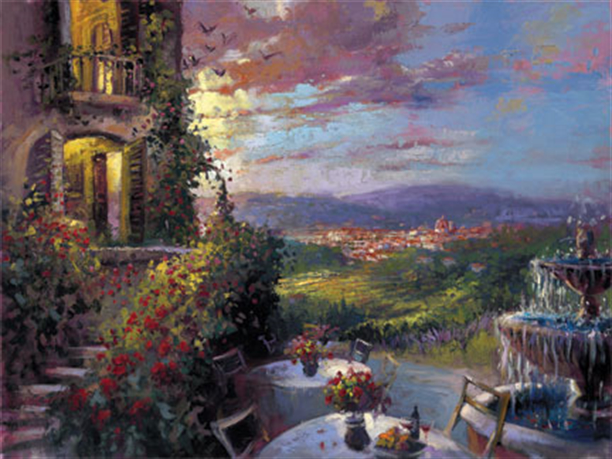 Passion of Florence by Steven Quartly
