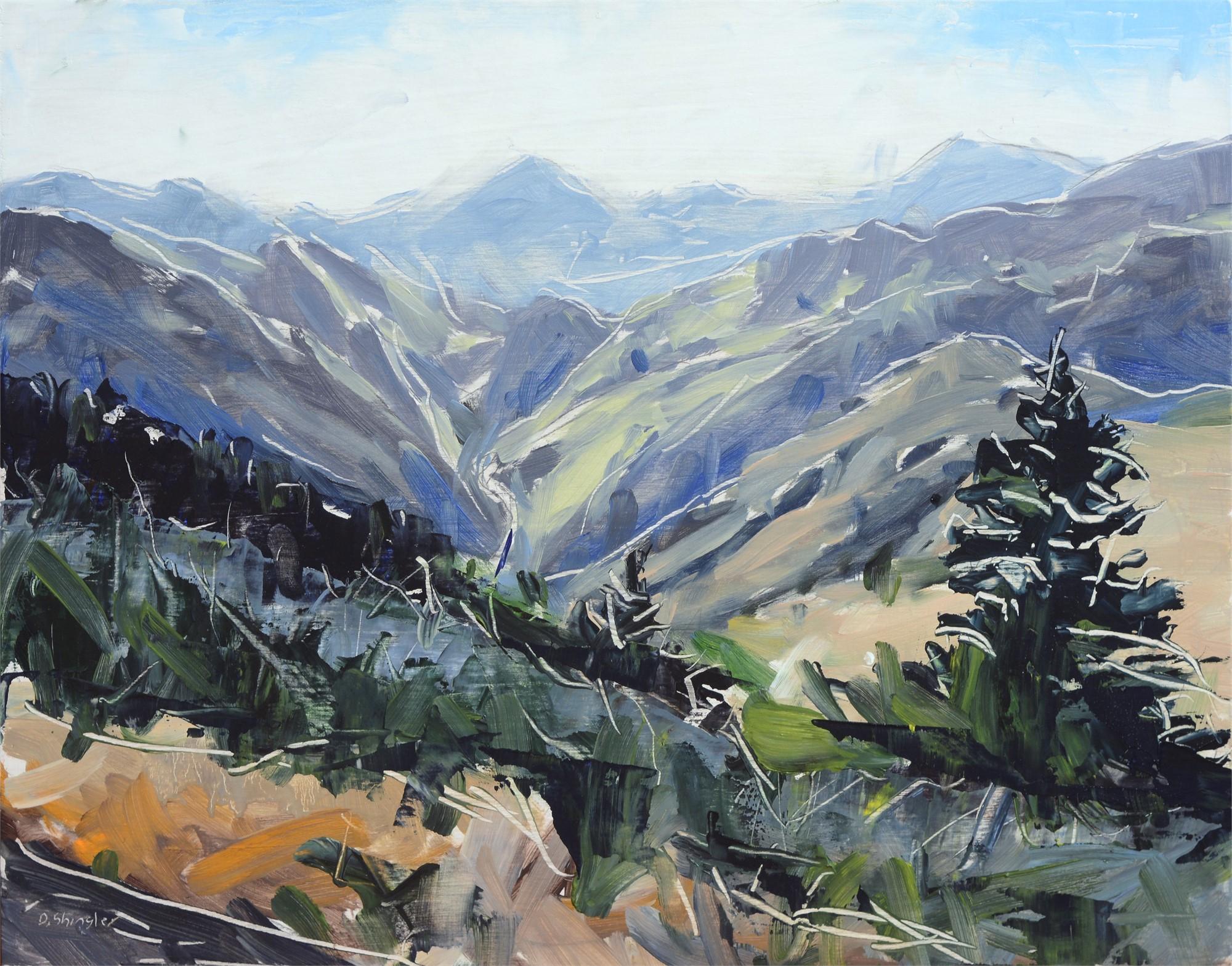 Lookout Mountain, Golden by David Shingler
