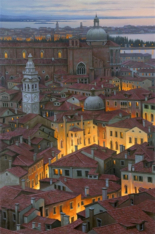 Venetian Glow by Alexei Butirskiy