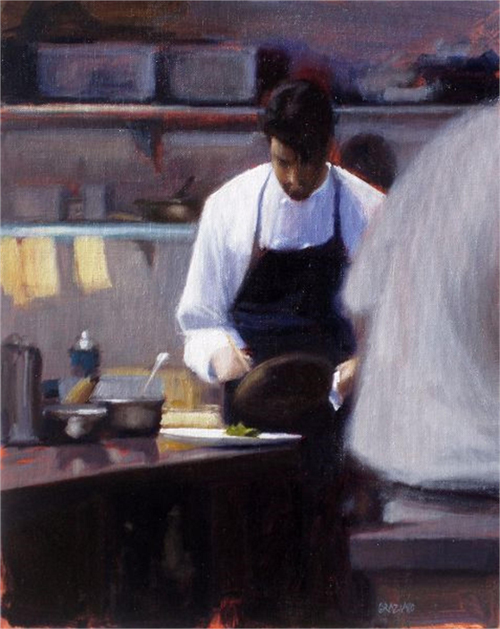 Chef de Cuisine by Dan Graziano