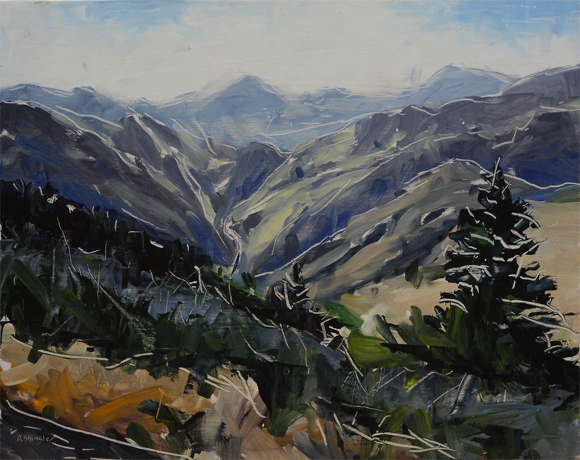 Lookout Mountain by David Shingler
