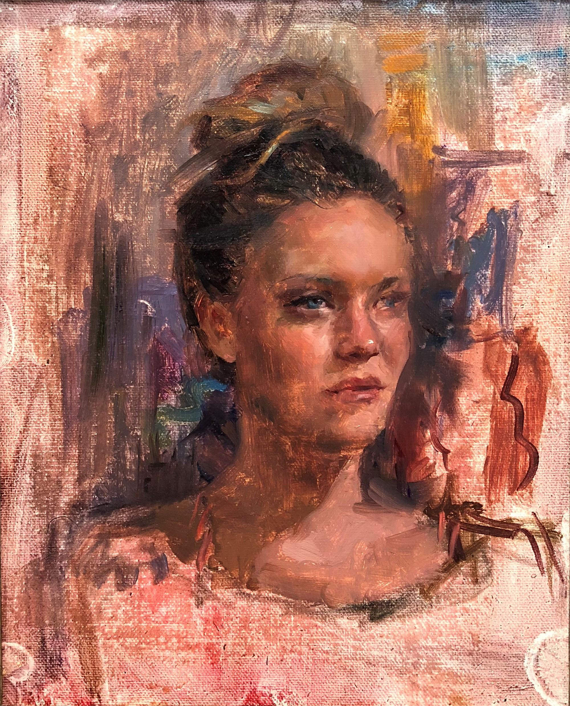 Jess Study by Natalia Fabia
