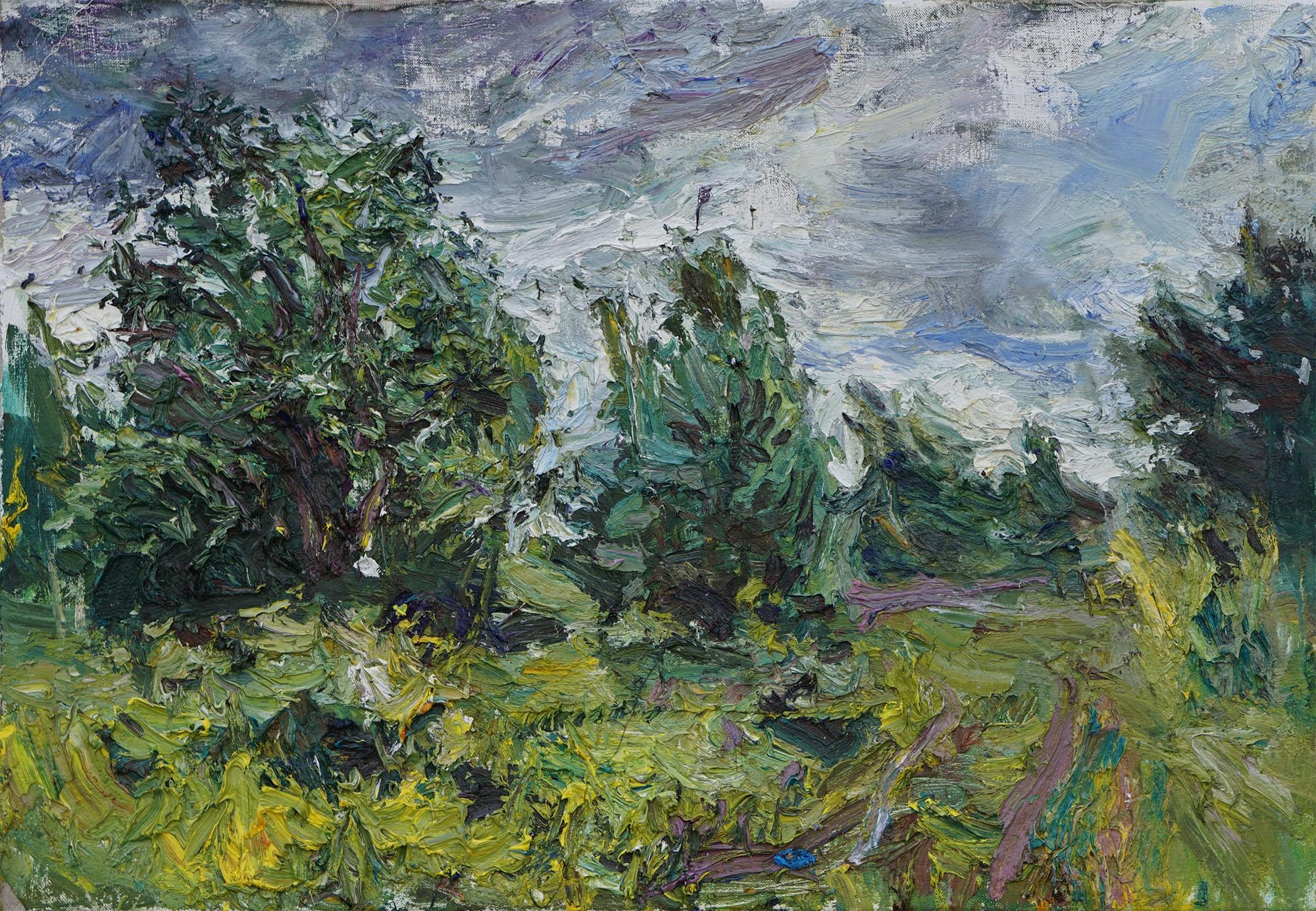 Stormy Day by Ulrich Gleiter