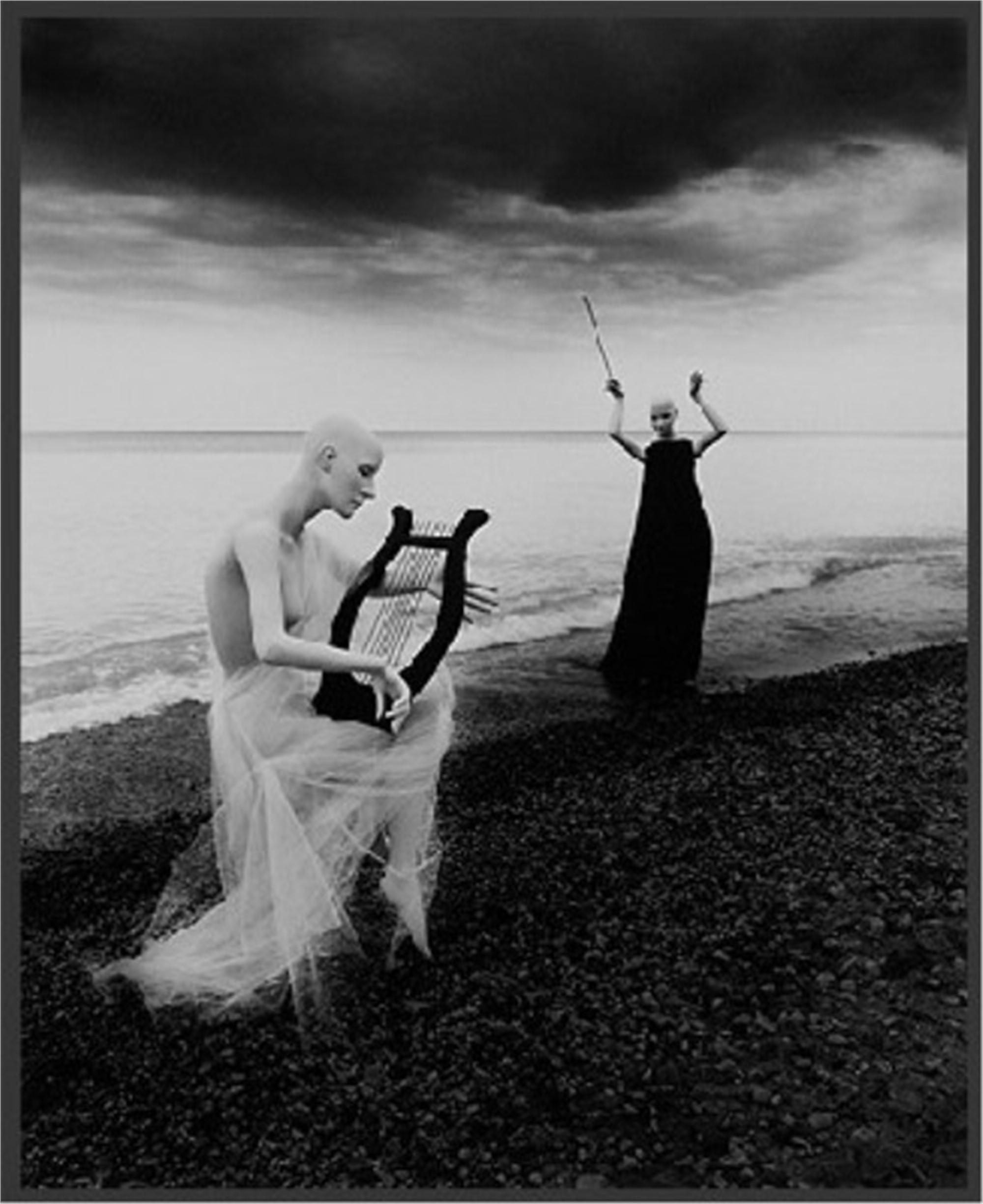 Inspiration in Black by Misha Gordin