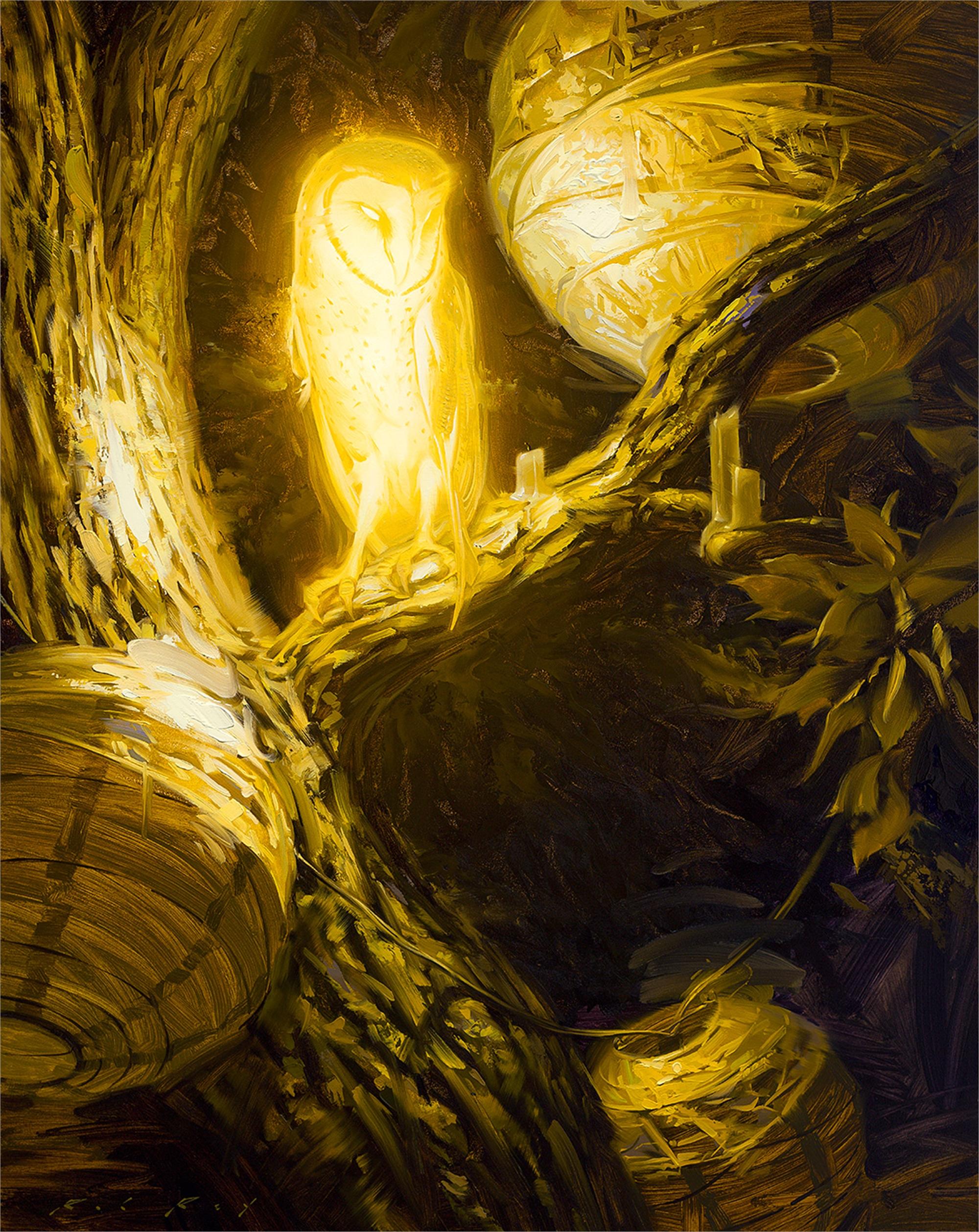 Bioluminescence IX by Rob Rey