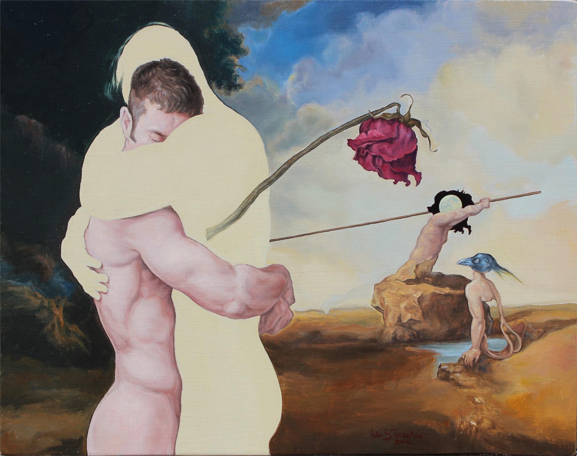 The Embrace by John Tarantola