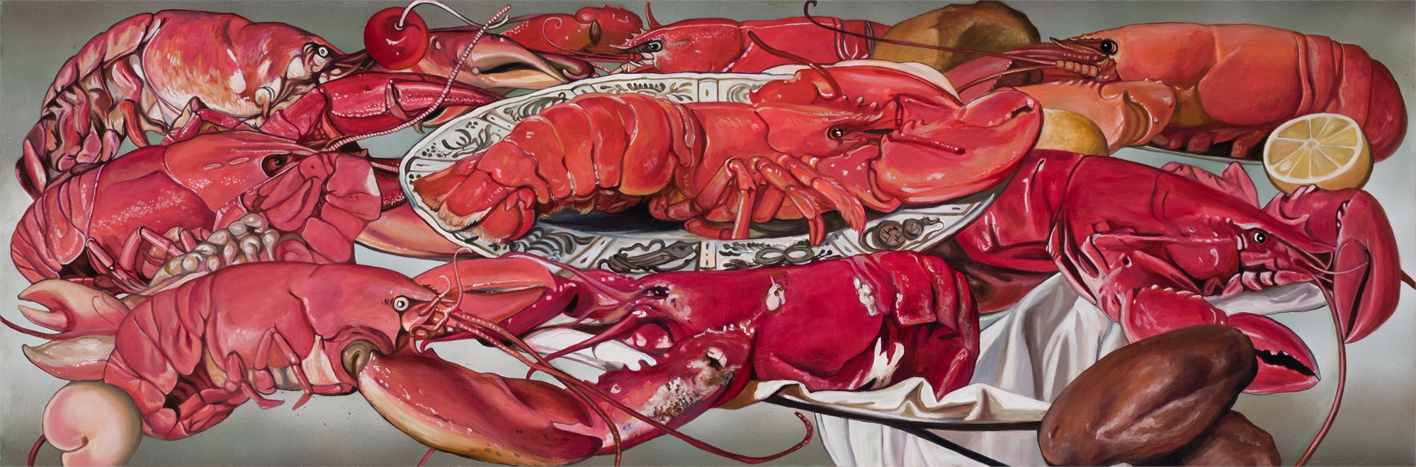 My Lobsters by Melissa Furness