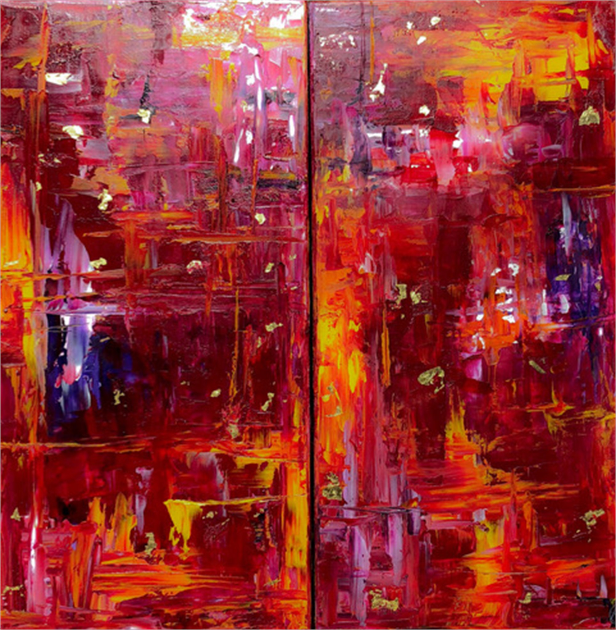 Fuego by Andrea Kreeger