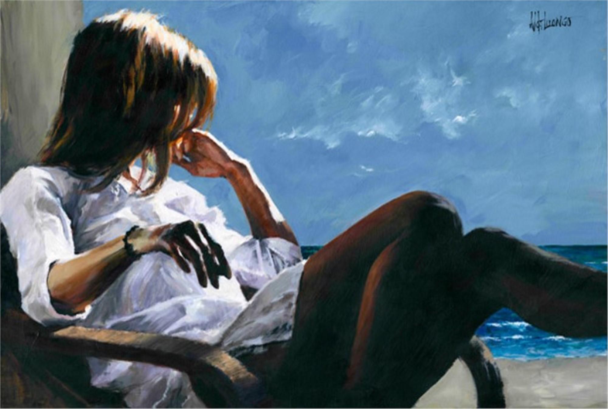 A Bright Silhouette by Aldo Luongo