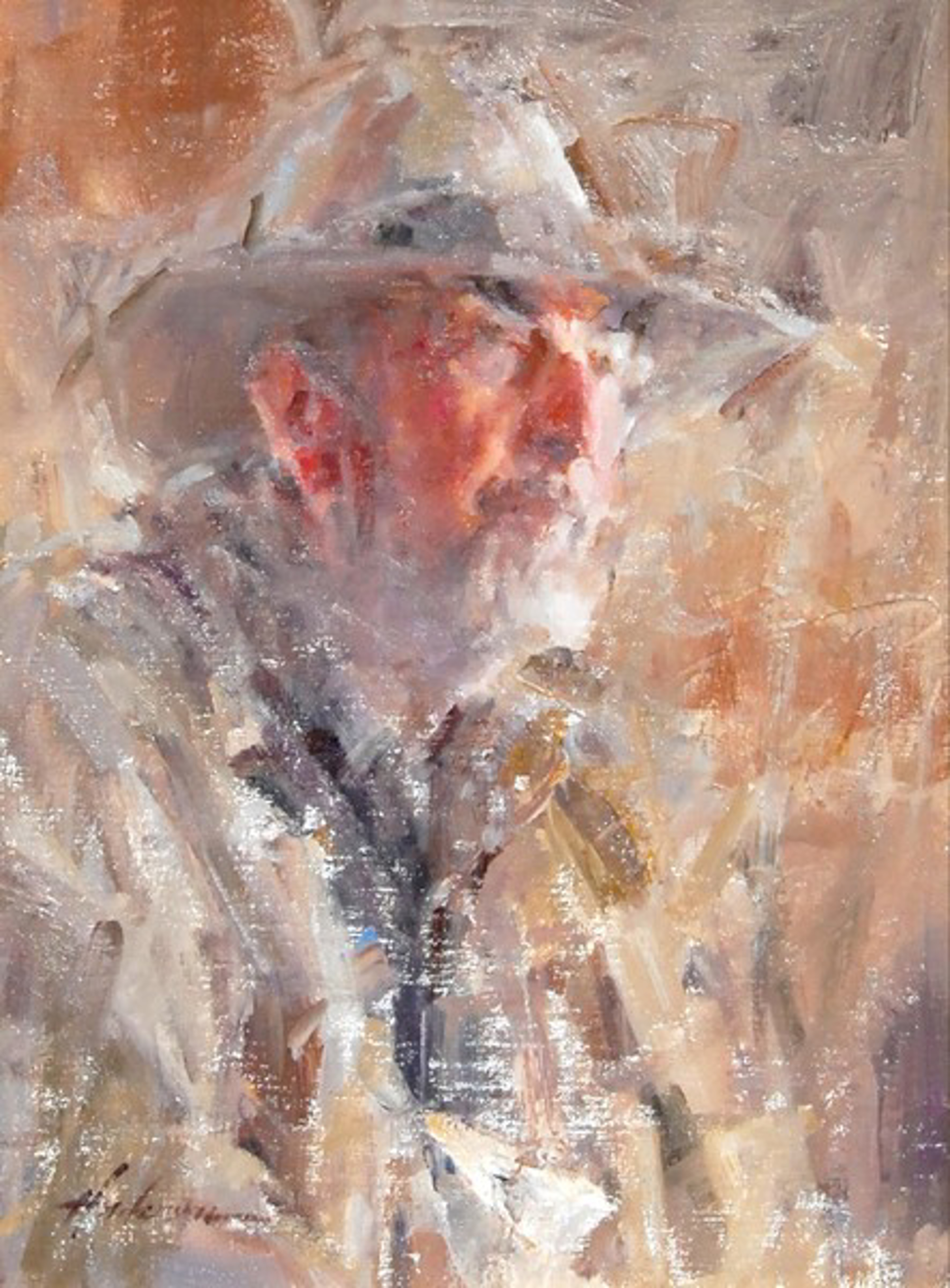 Wind River Trader by Carolyn Anderson