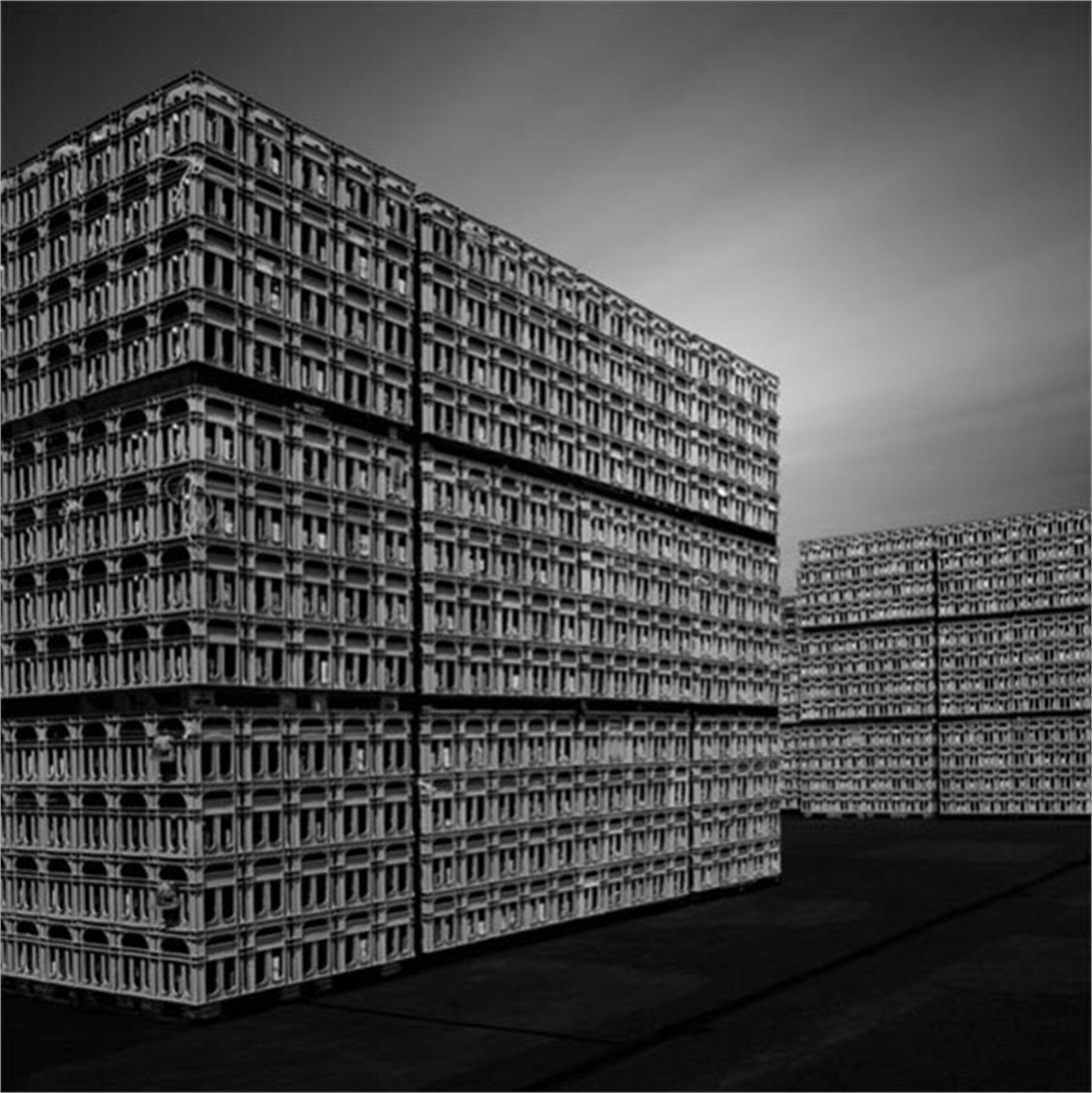 Stacked Pallets by Michael Levin