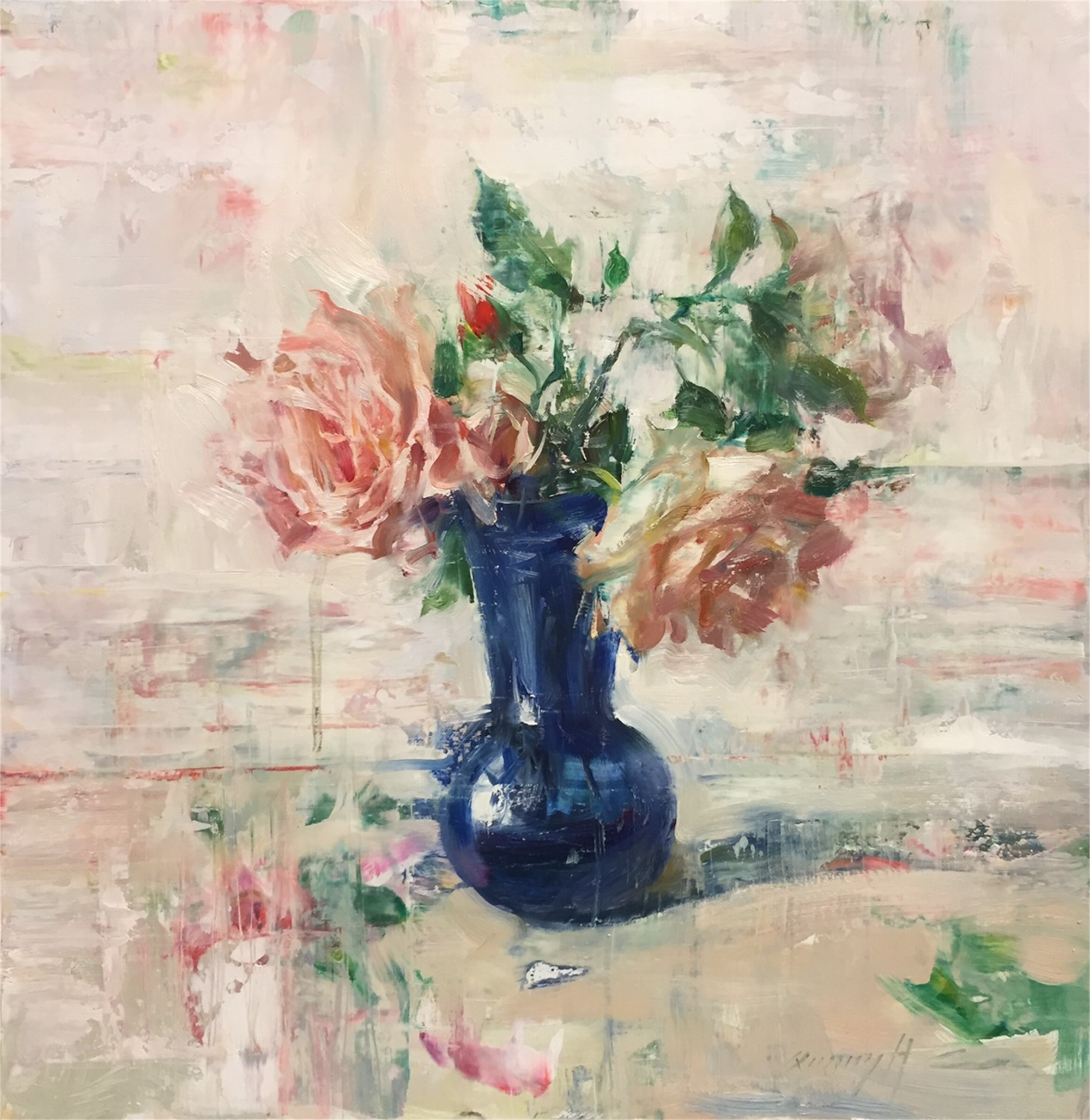 Garden Roses II by Quang Ho