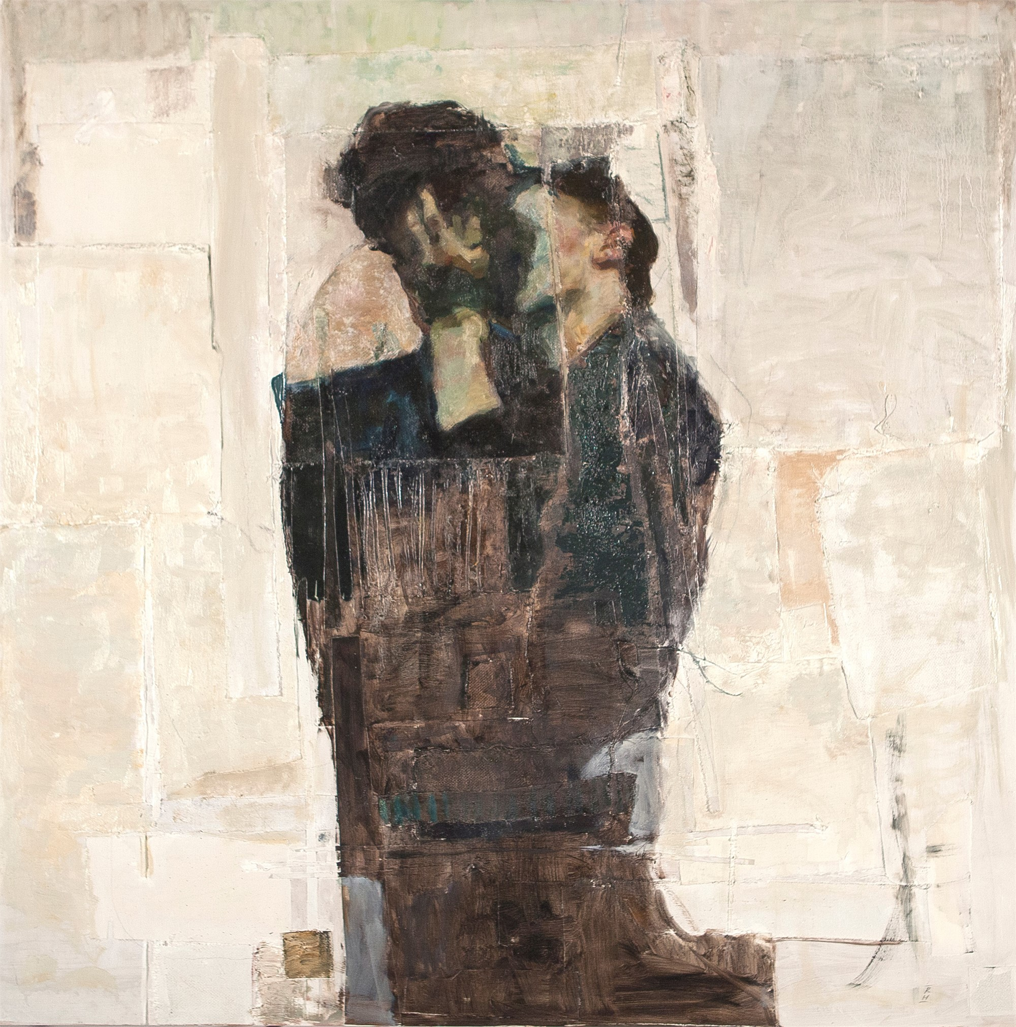 The Embrace II by Ron Hicks