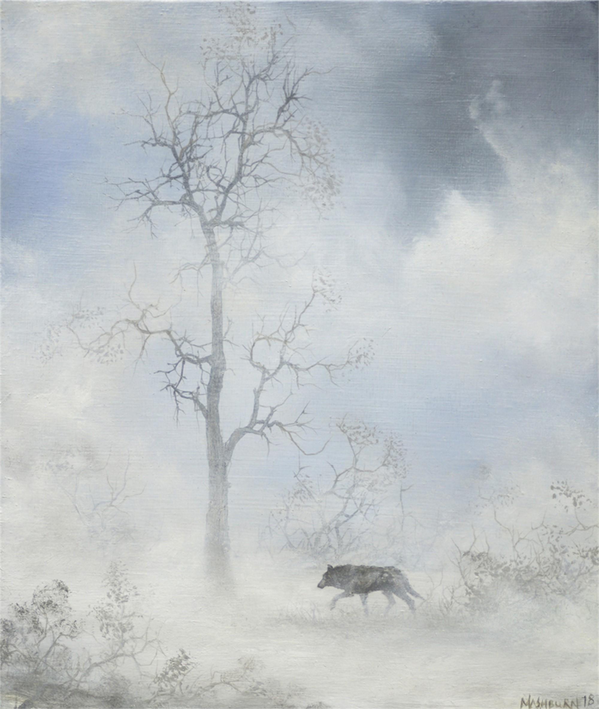 Wolf 2 by Brian Mashburn