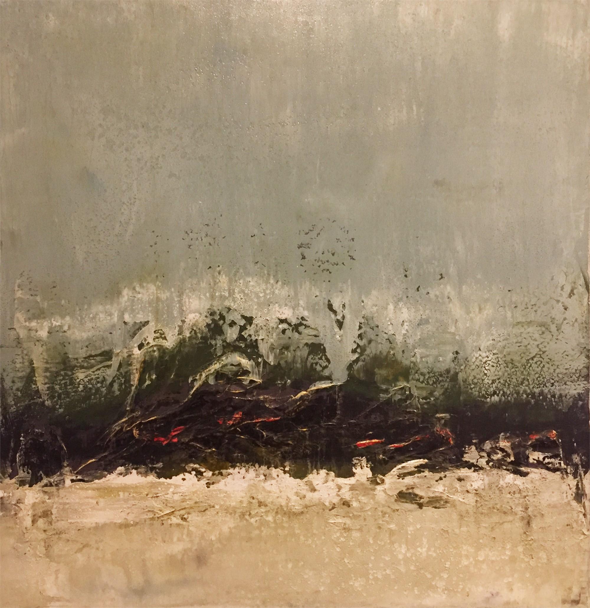 Shades Of Grey , 2017 by Brad Robertson