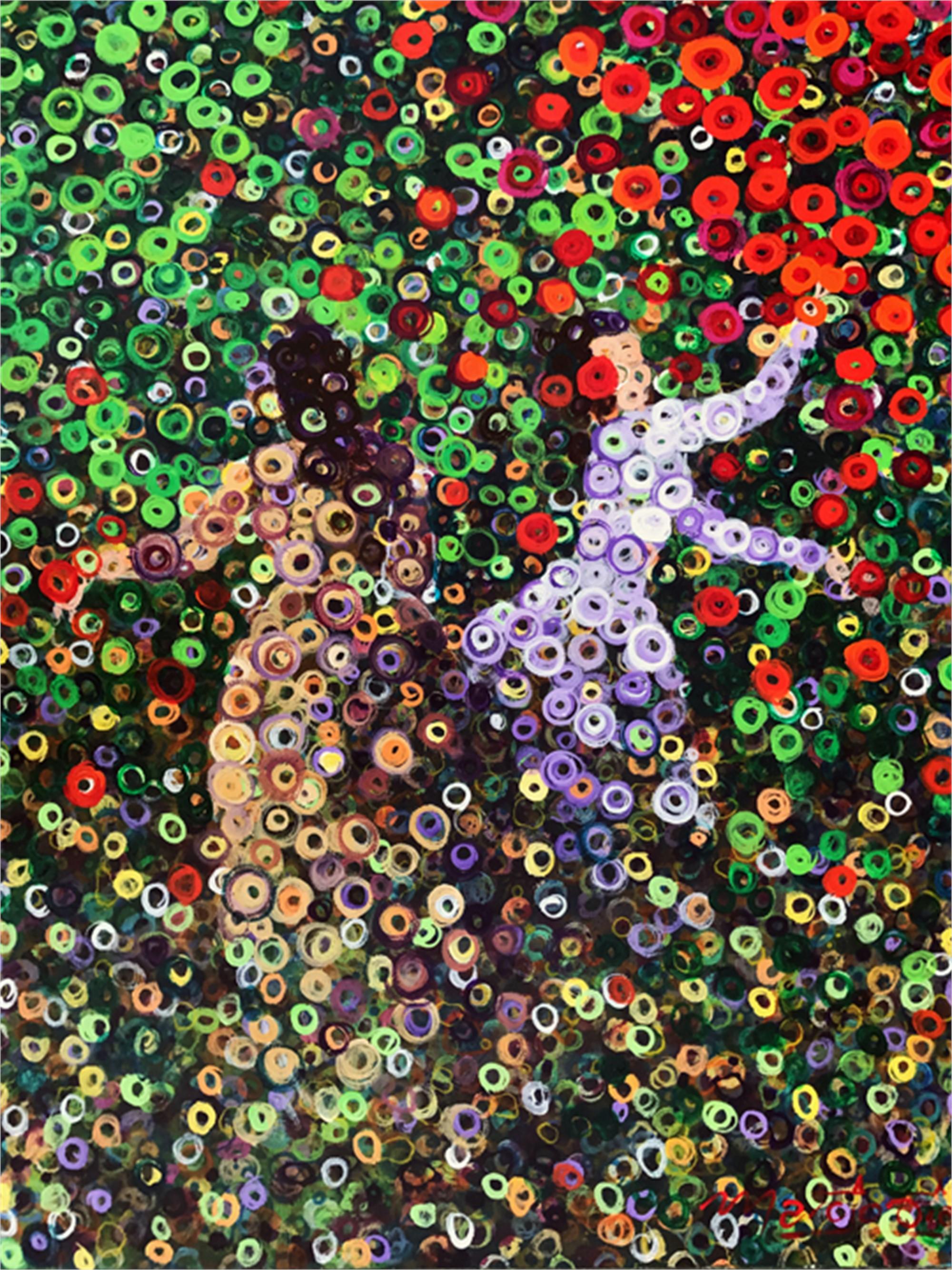 Harvesting by Marcio Diaz