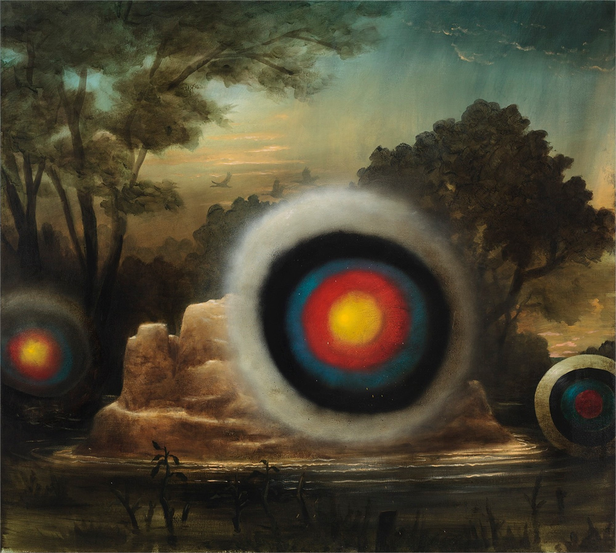 Path of Totality by Kevin Sloan
