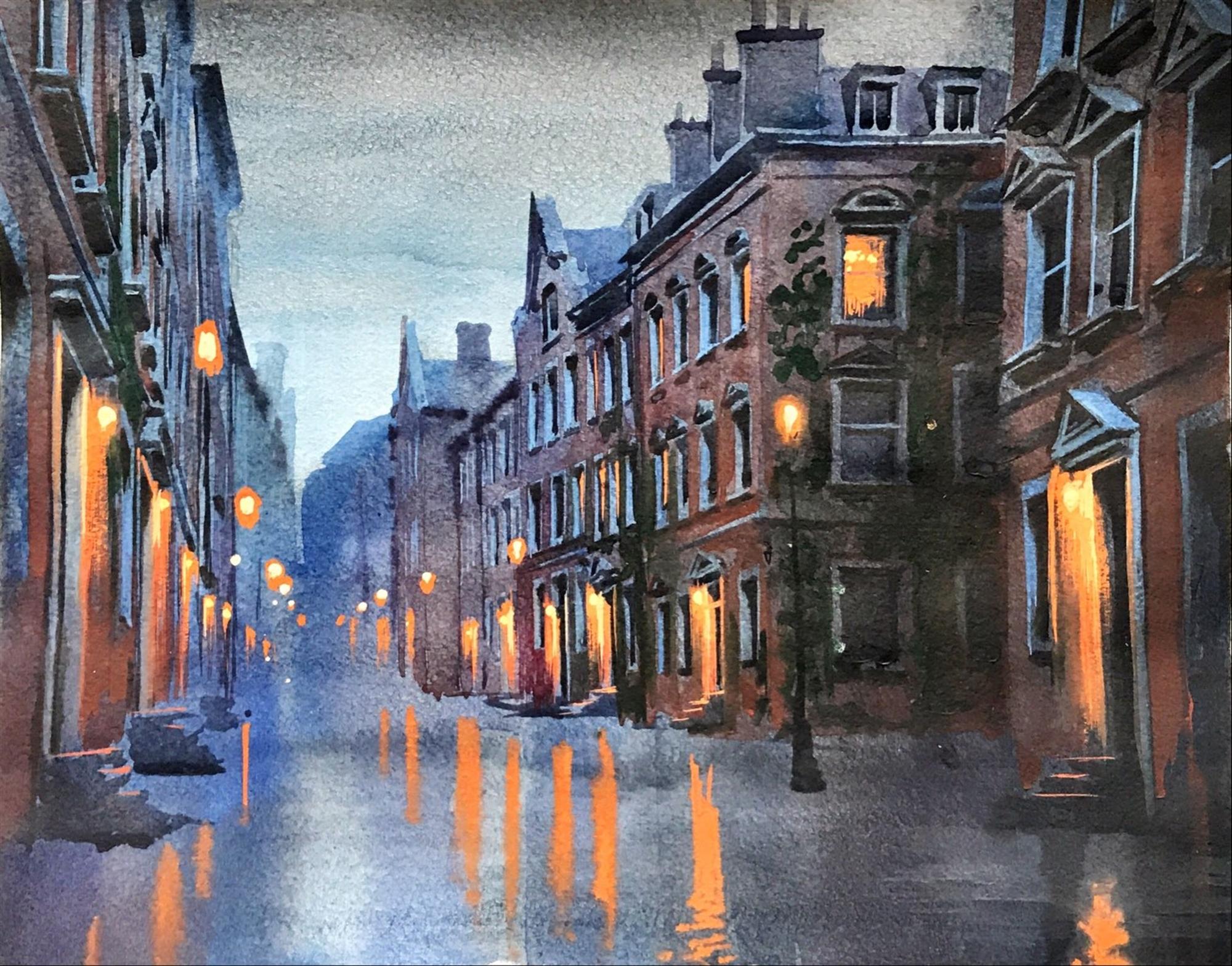 Irish Mist by Alexei Butirskiy