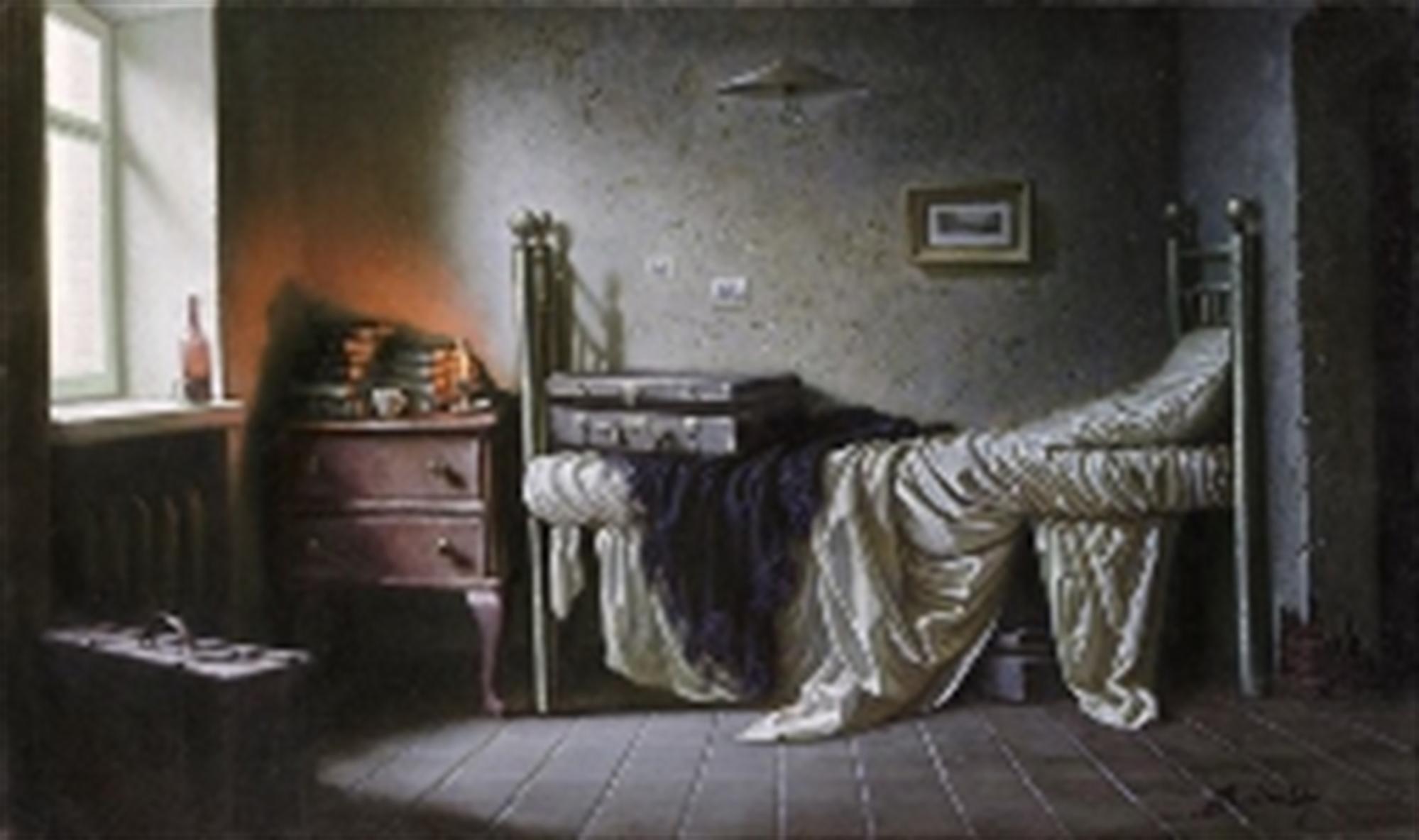 Wistful Contemplation by Alexei Butirskiy