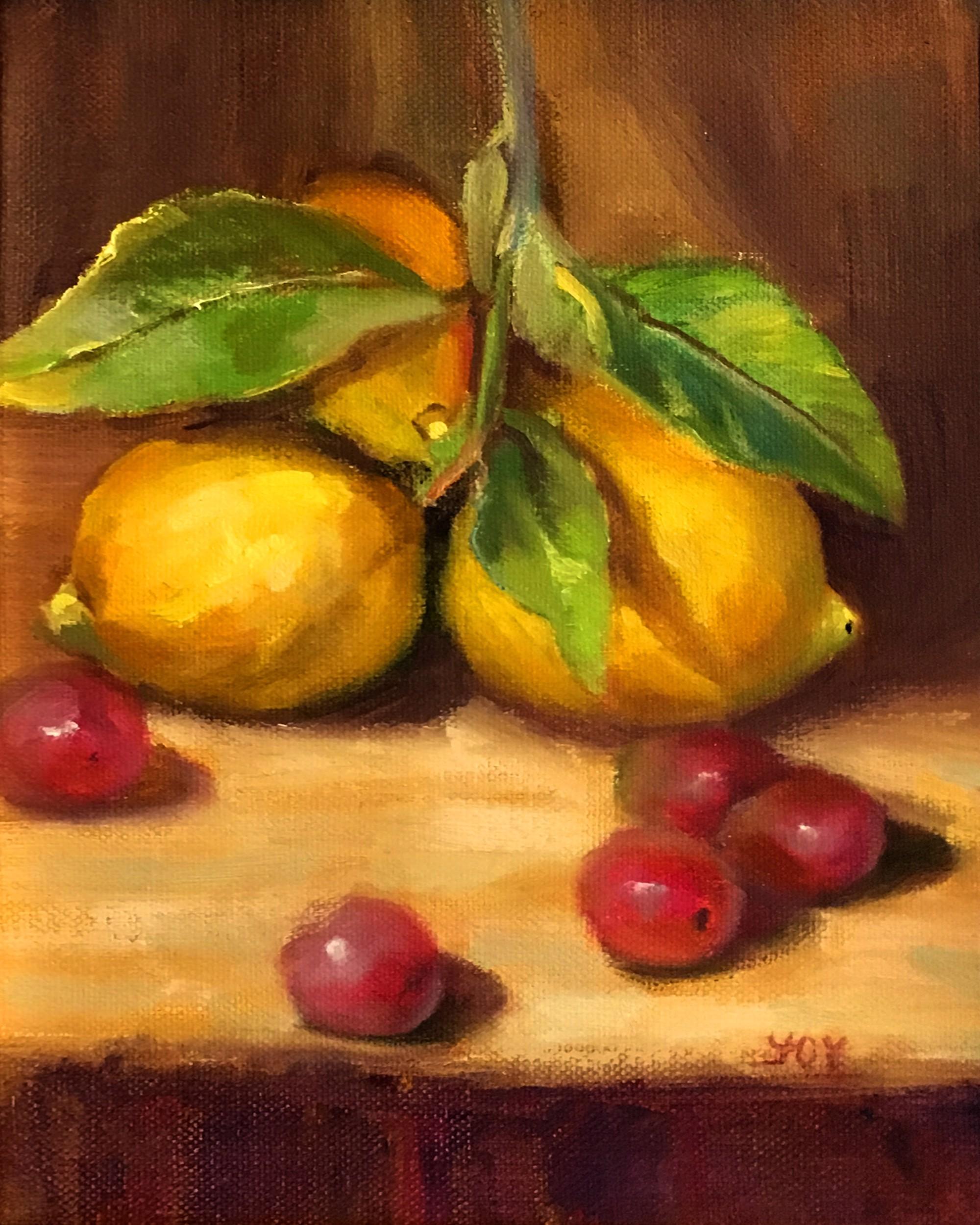 Lemons by JOY