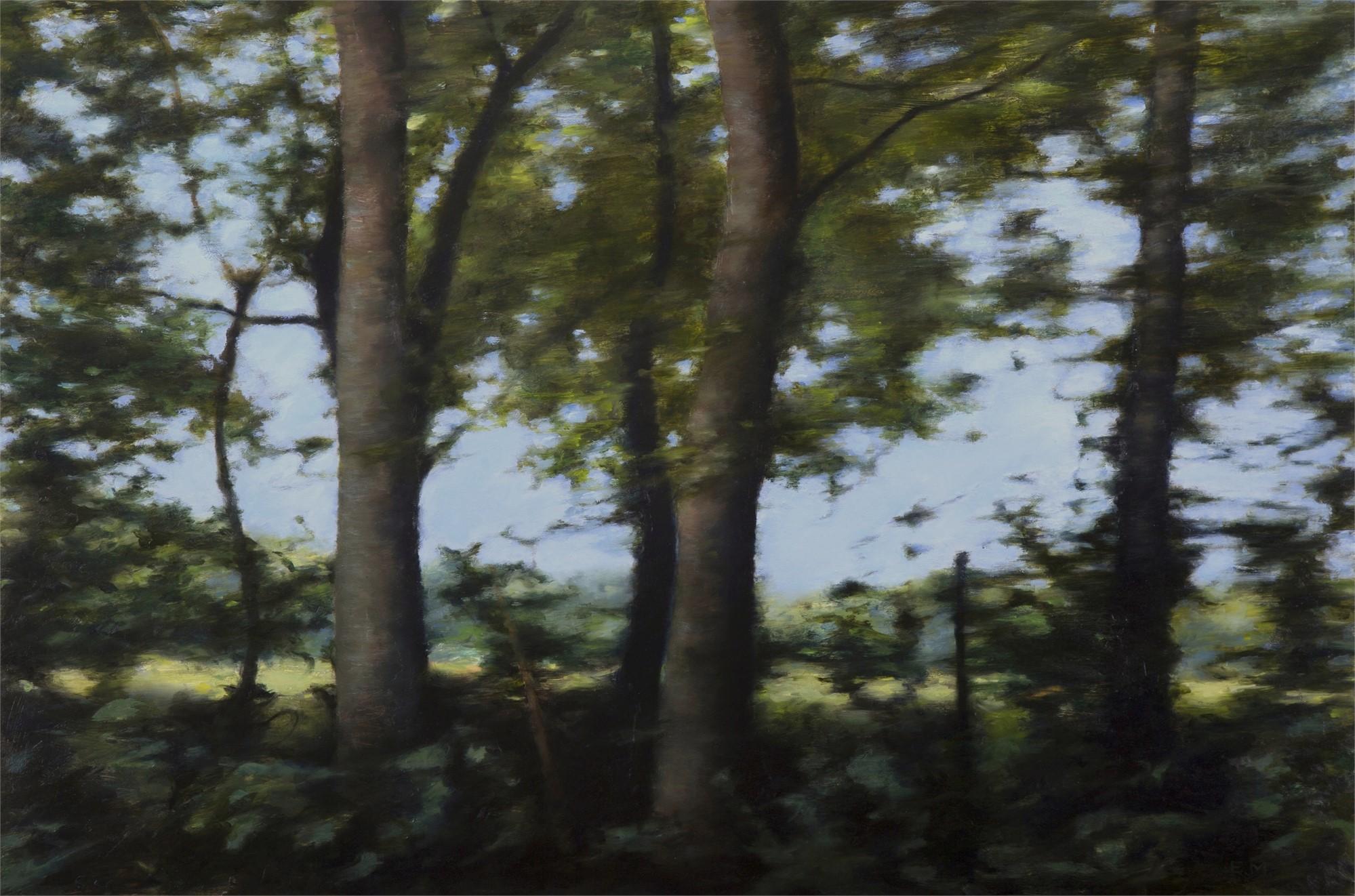 Three Trees by Elsa Muñoz