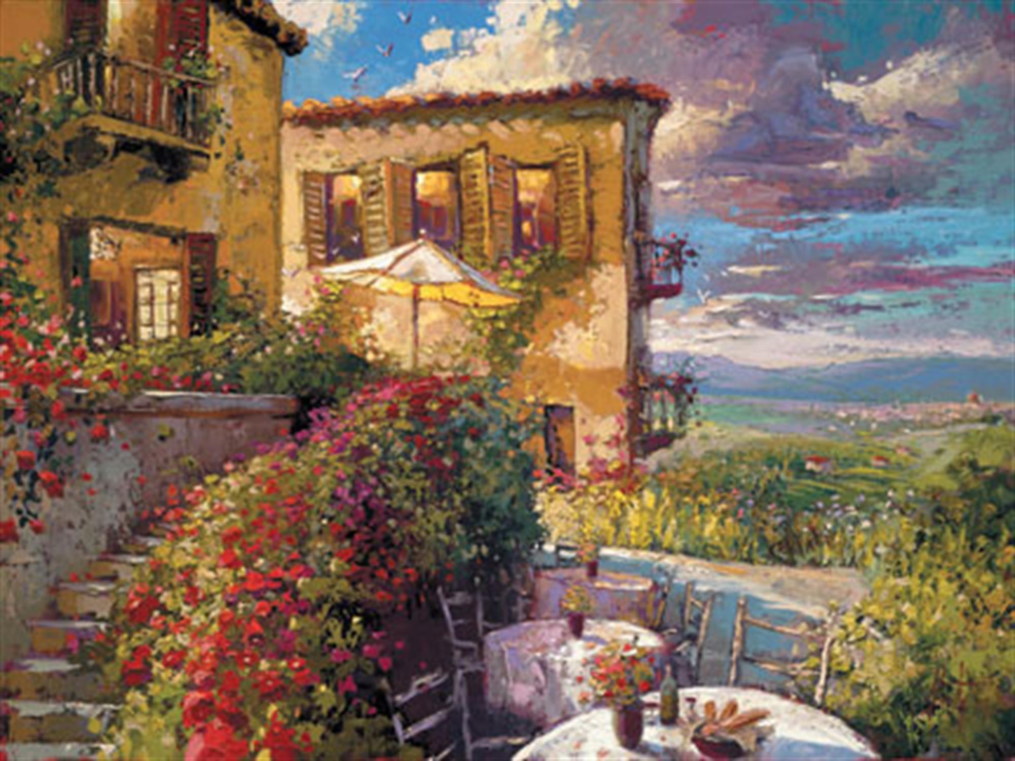 Villa Fiernze by Steven Quartly