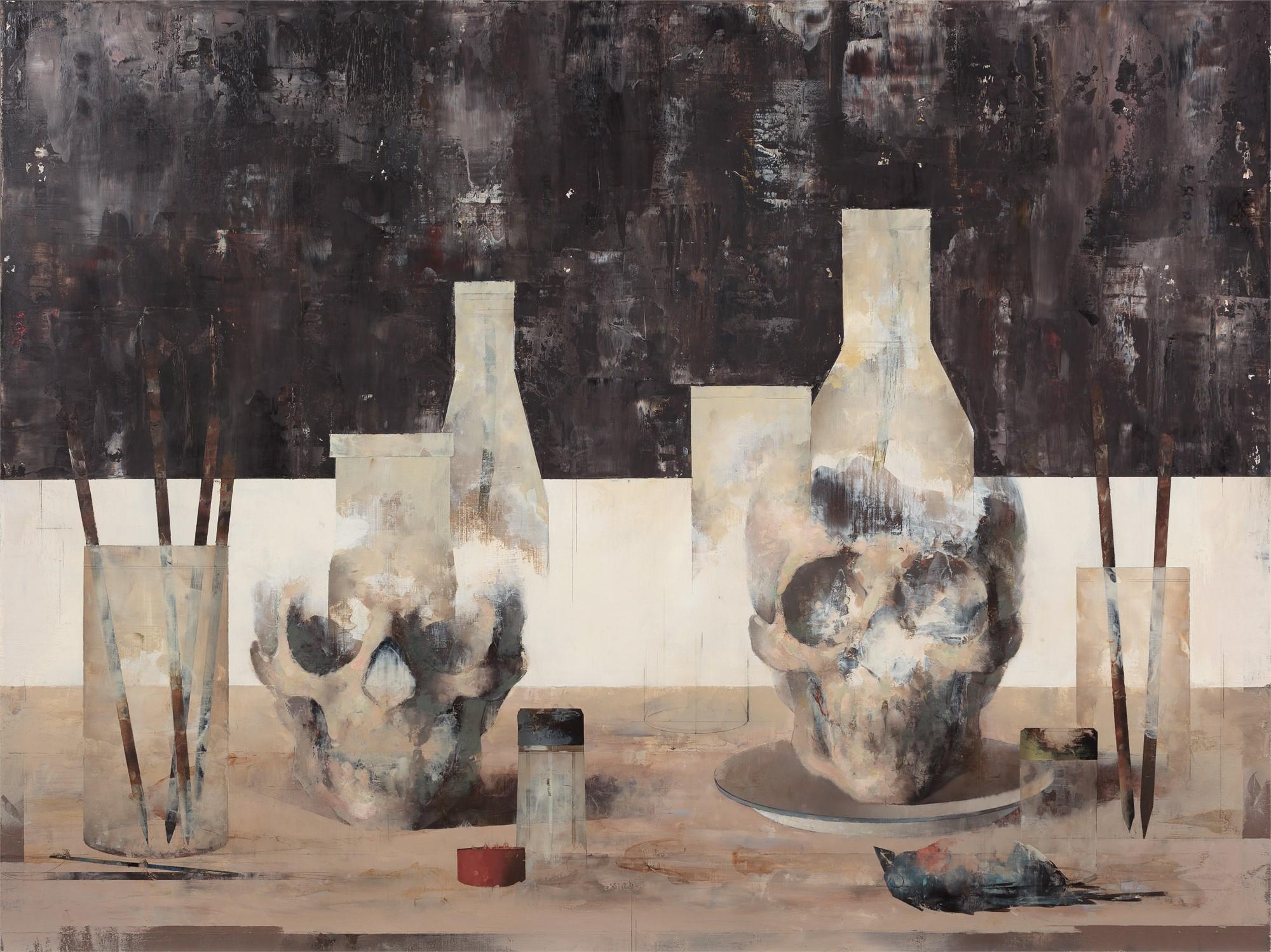 Glass Titans by Matthew Saba