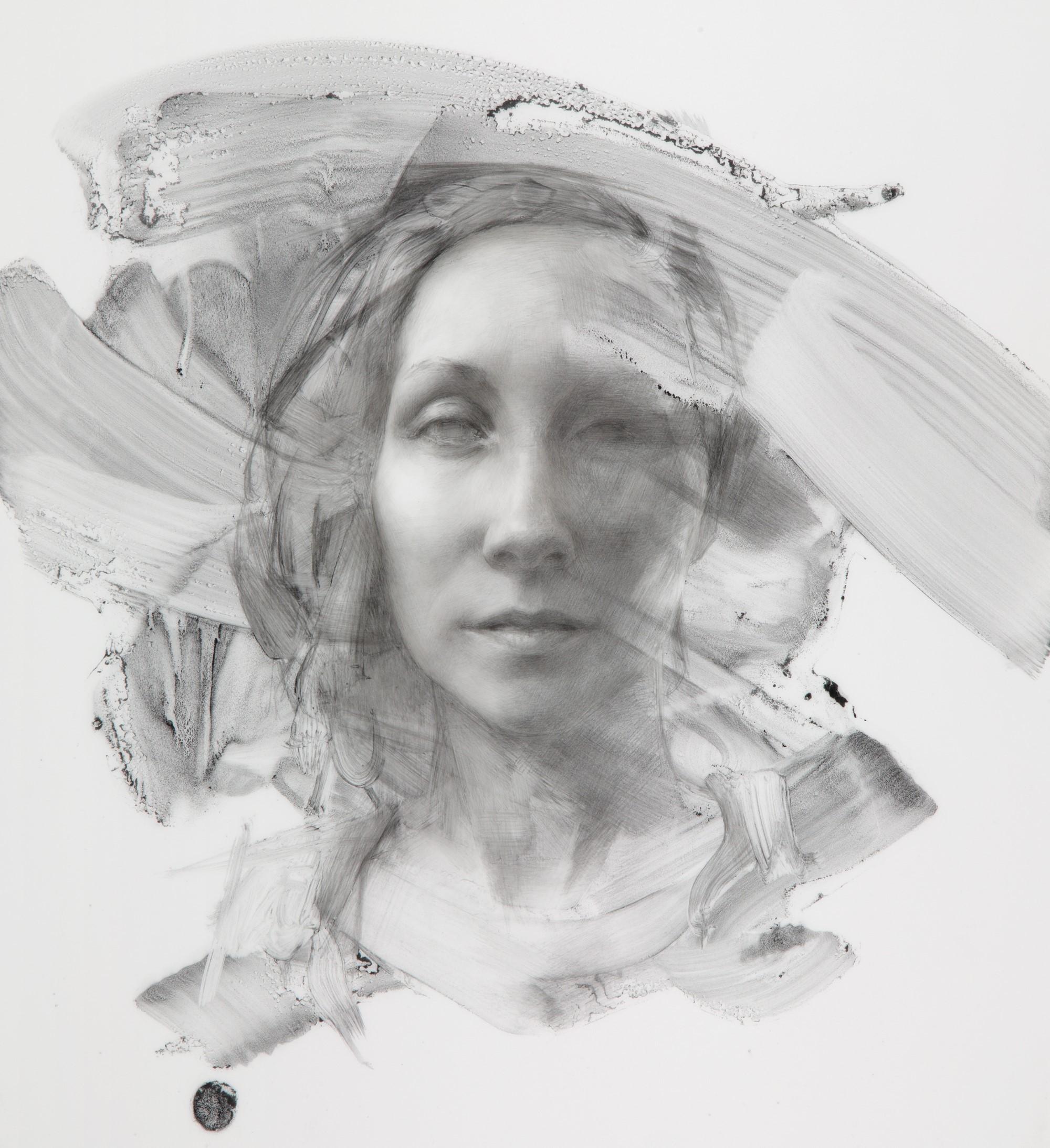 Self Portrait by Elizabeth Zanzinger