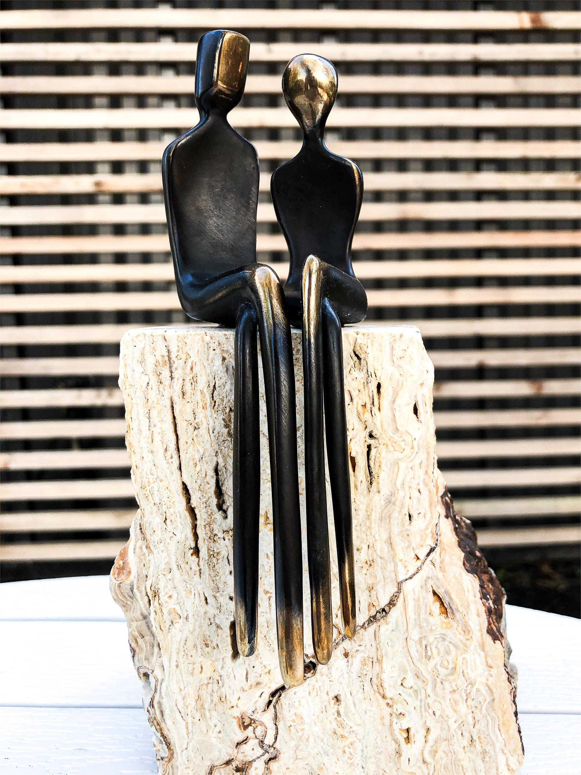 Elegant Couple by Yenny Cocq