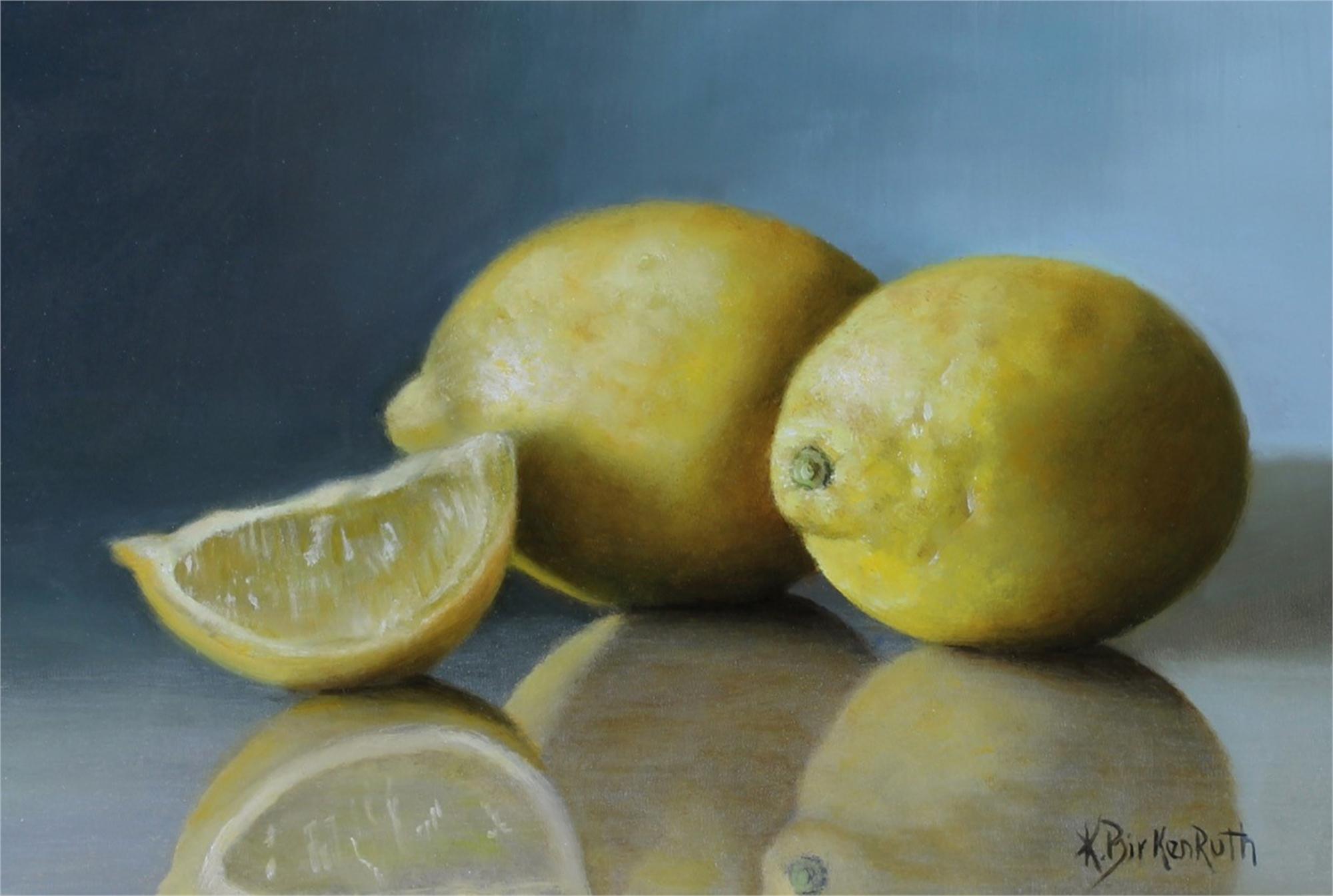 Cut Lemons by Kelly Birkenruth