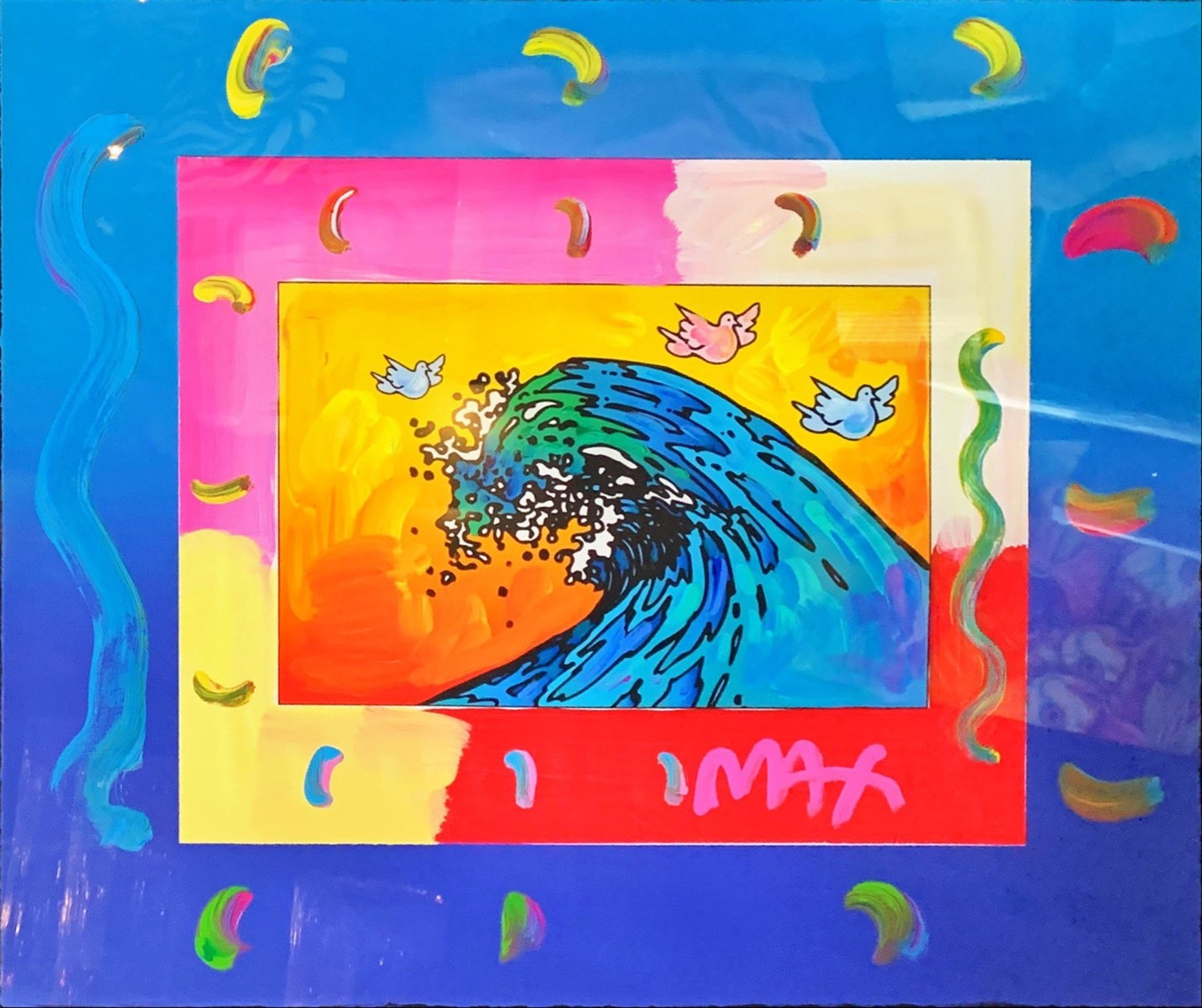 Protect Our Planet by Peter Max