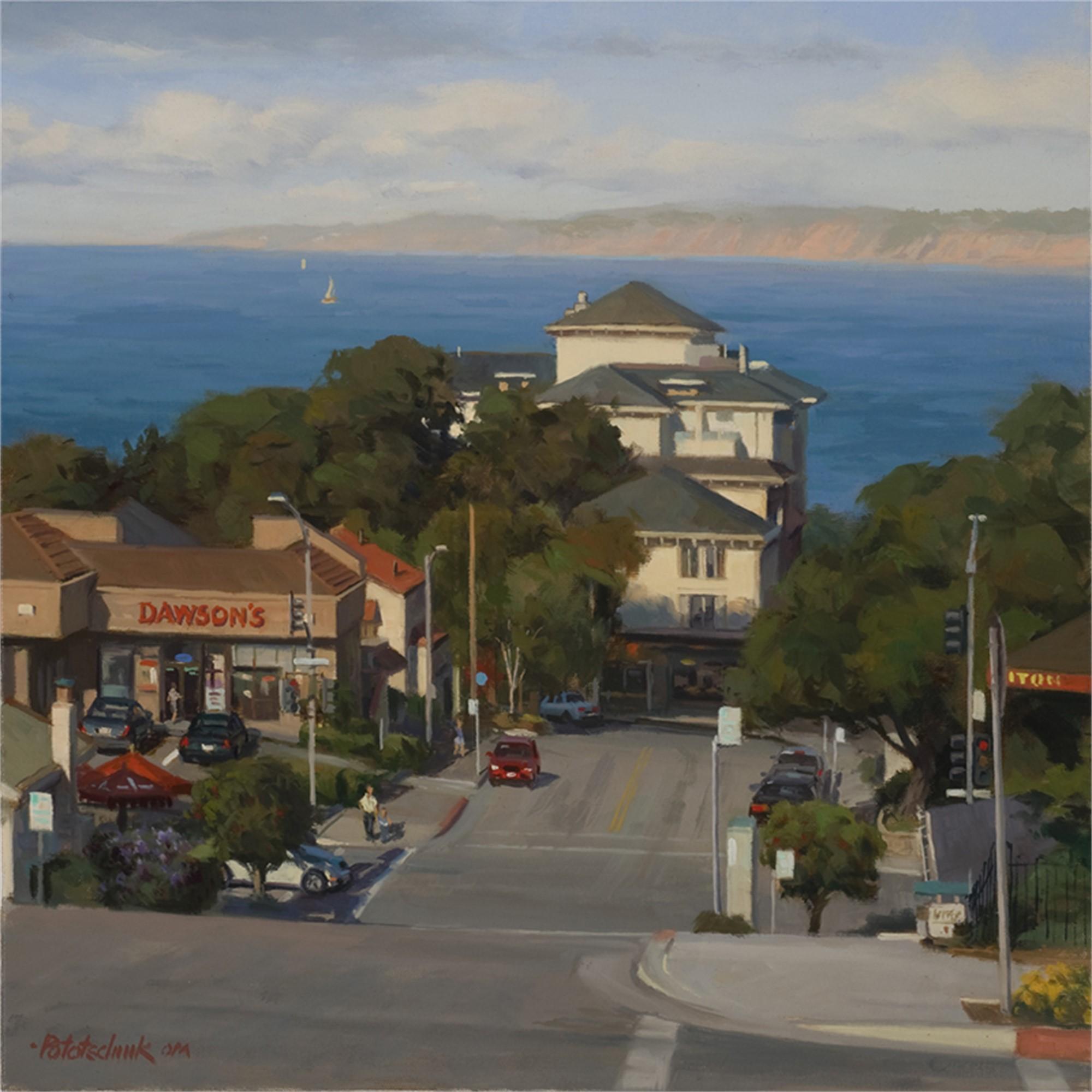 Monterey Bay by John Pototschnik