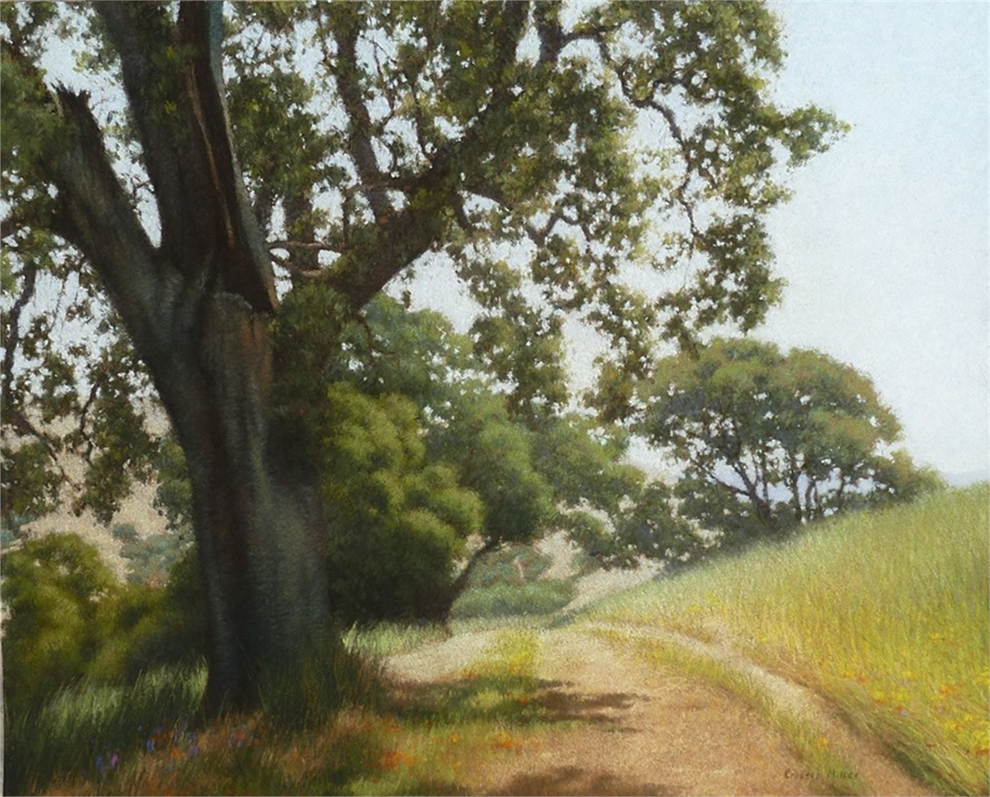 Old Oak, The by Cristen Miller