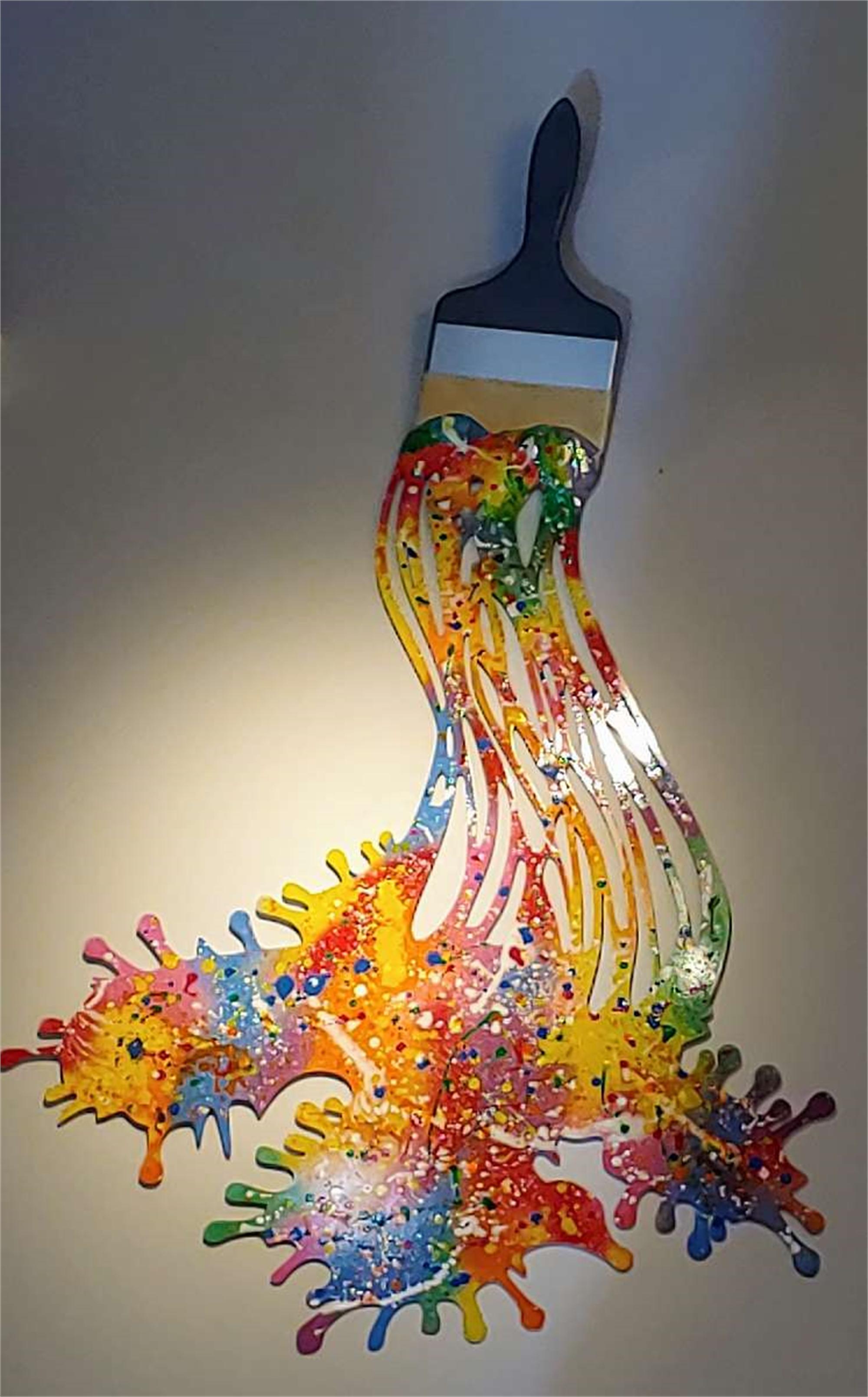 Let's Paint by Efi Mashiah