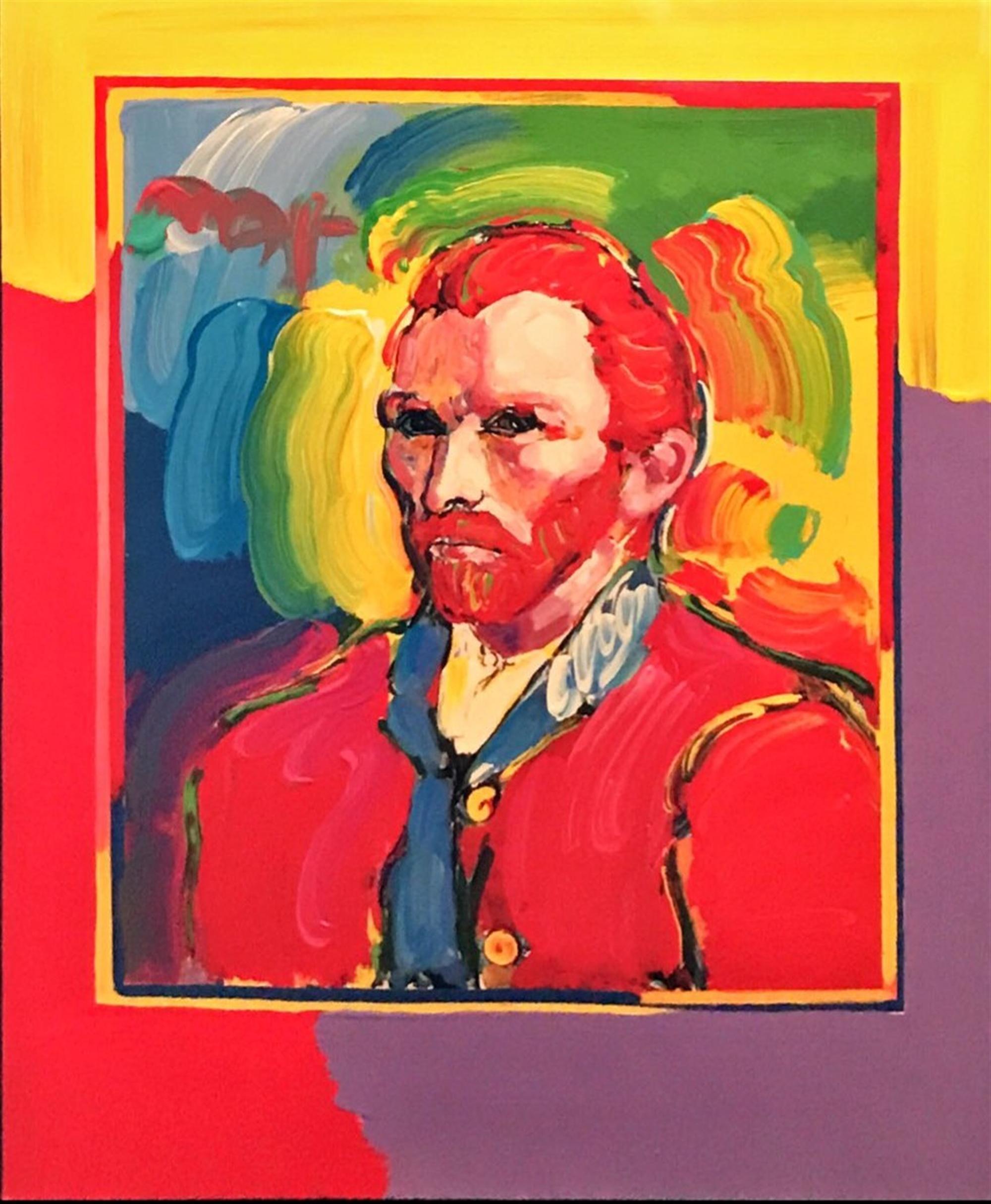 Van Gogh by Peter Max
